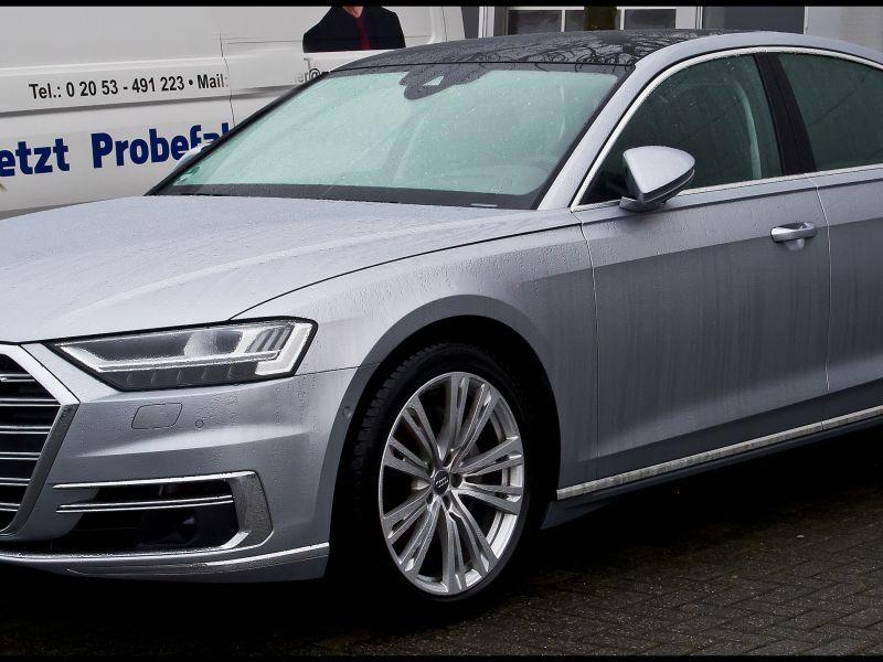 Audi A8 Length