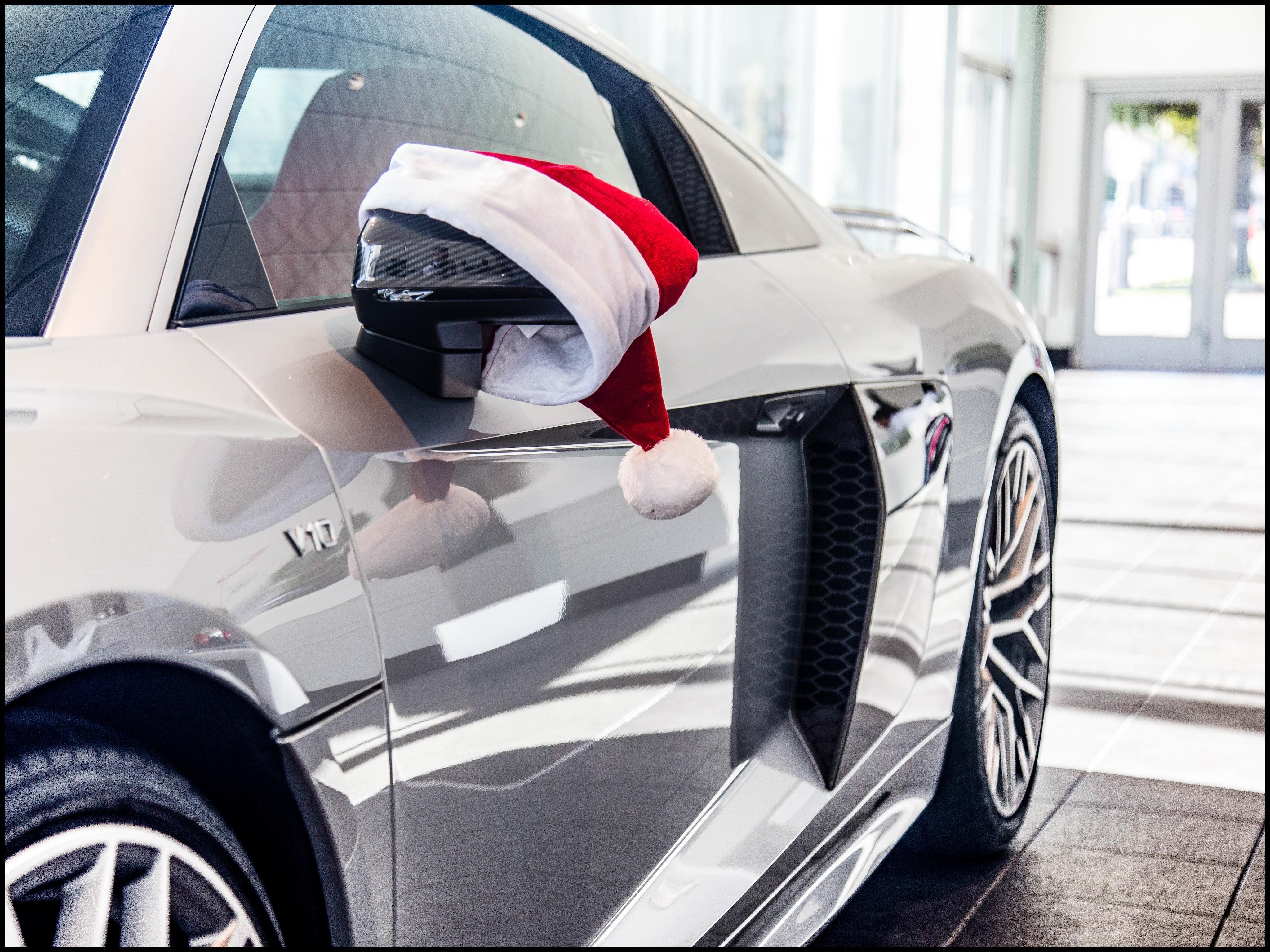 Audi Beverly Hills It