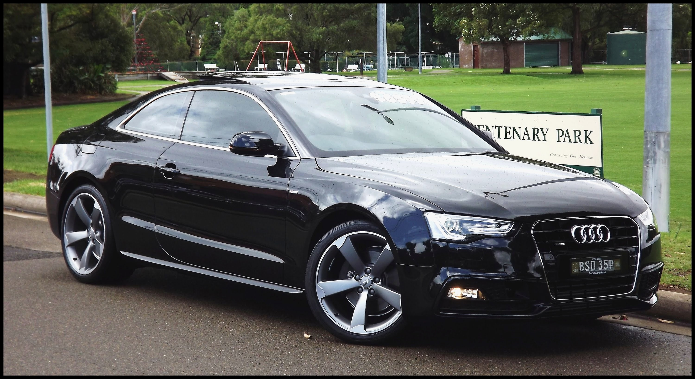 Funny 2012 Audi A5 3 0d Quattro S Line Coupe Automatic Car