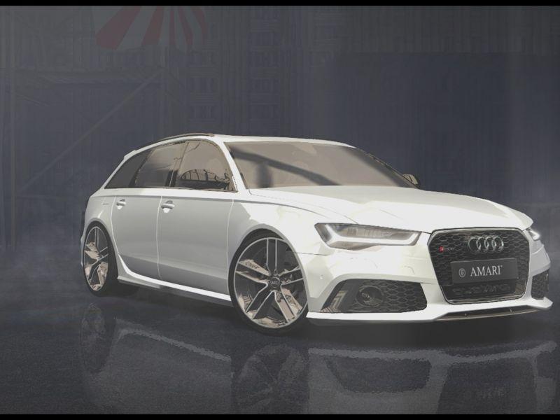 Audi is6
