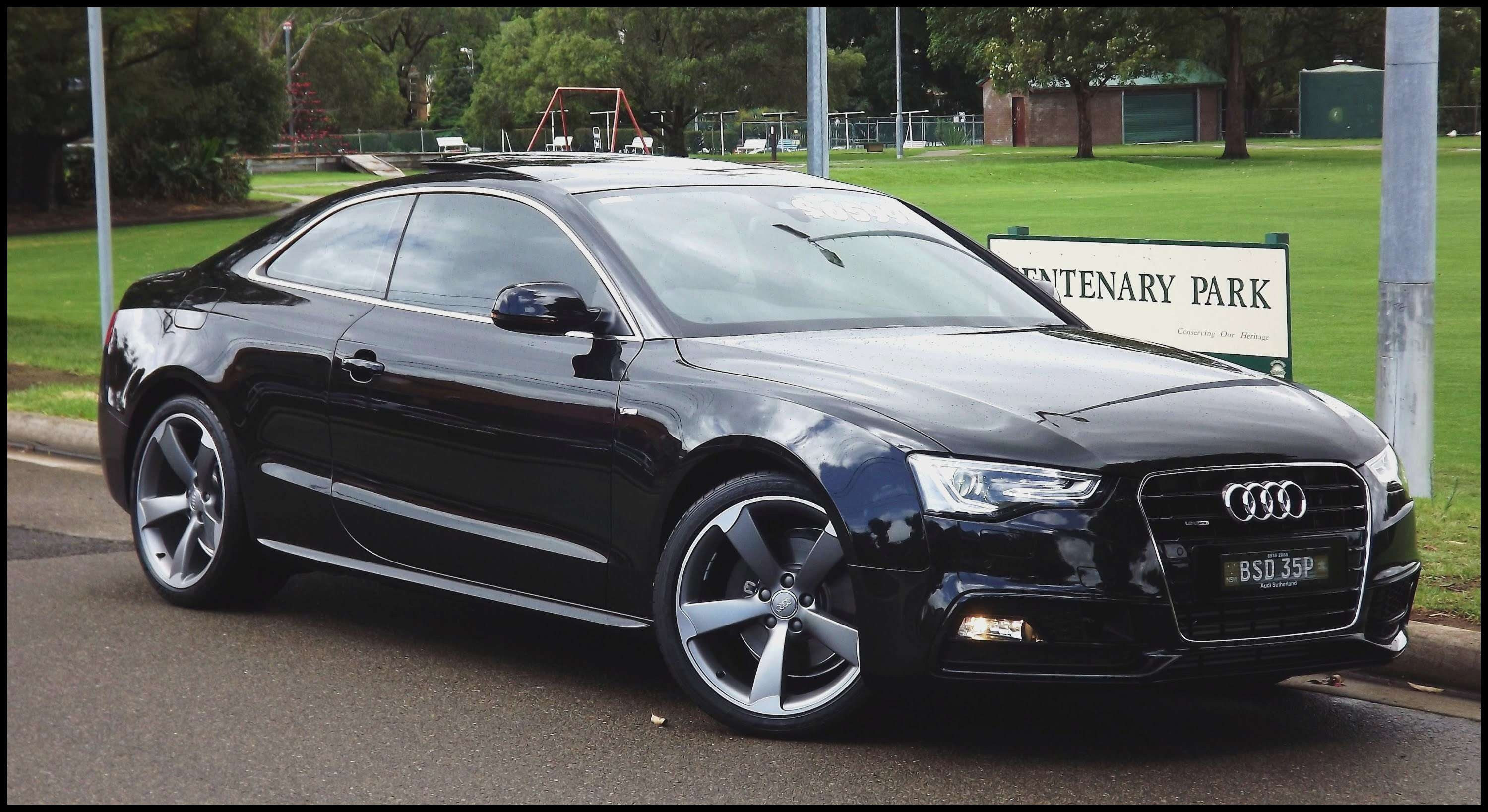 Rector Audi Best Funny 2012 Audi A5 3 0d Quattro S Line Coupe Automatic Car