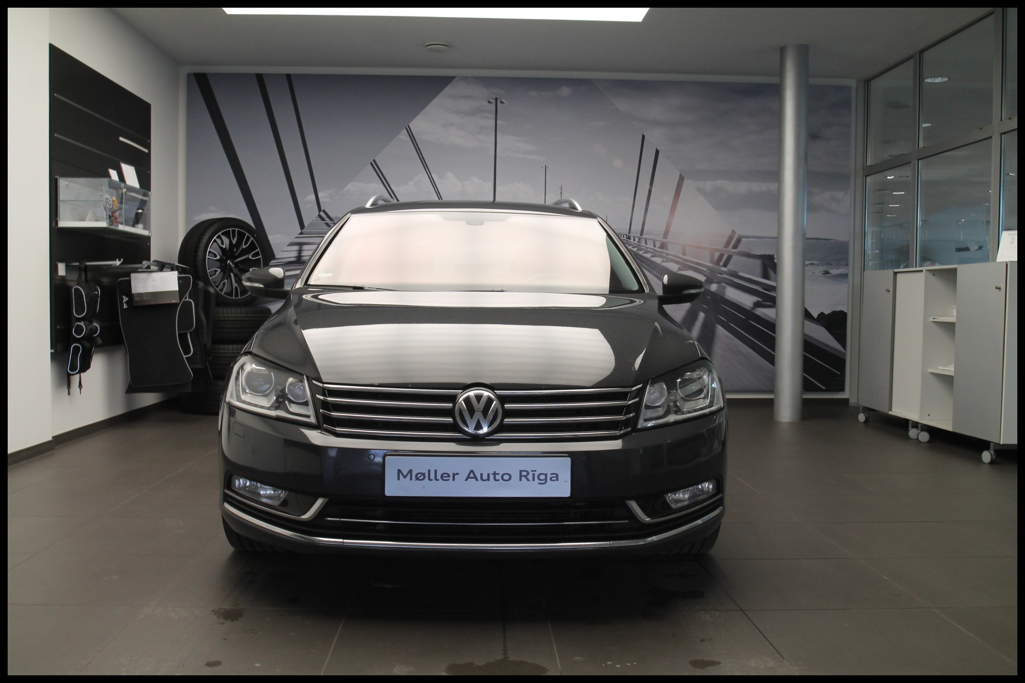 Volkswagen Passat Universal Highline 2 0D Aut 140Zs 2 0 103kW aut