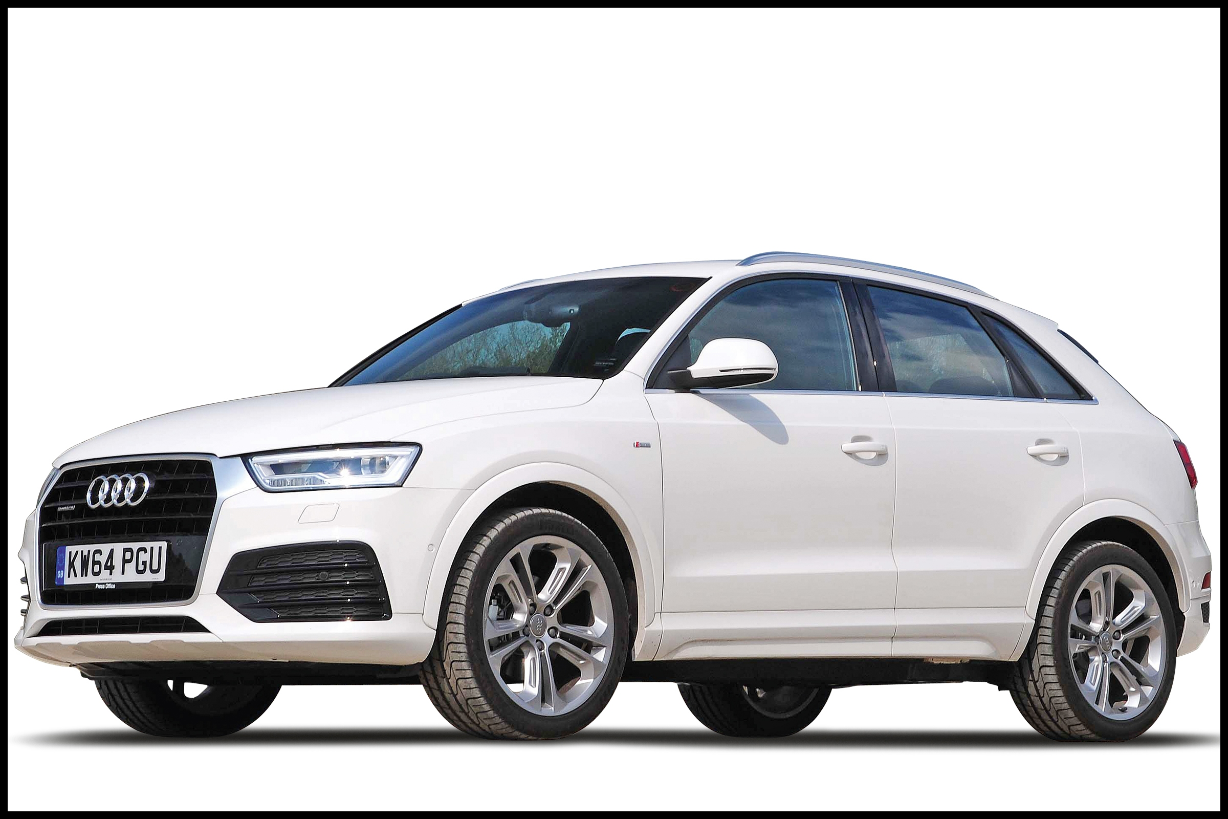 Audi Q3 SUV 2011 2018 owner reviews MPG problems reliability performance
