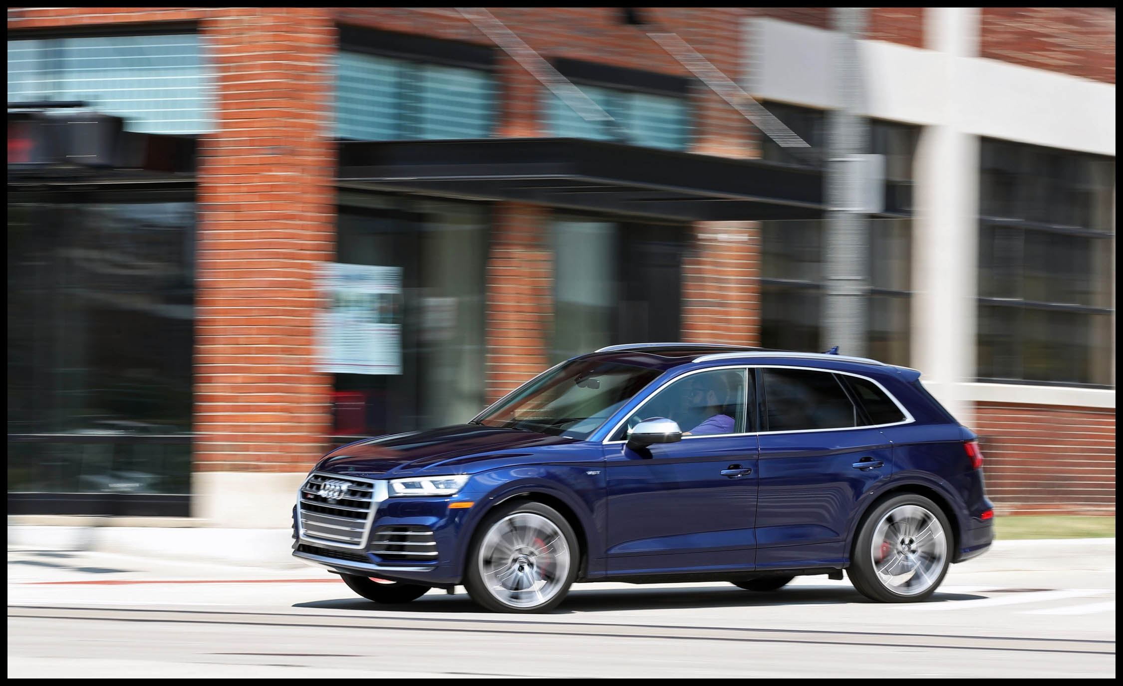 2018 audi sq5 safety and driver assistance review car and driver photo s original