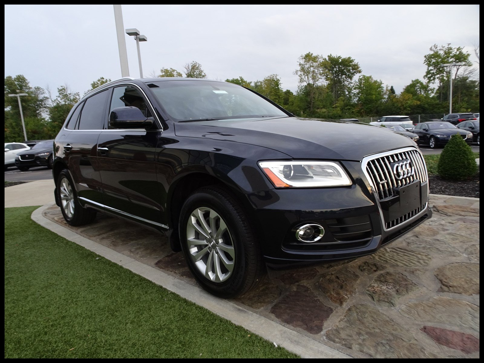 Pre Owned 2016 Audi Q5 Premium Plus