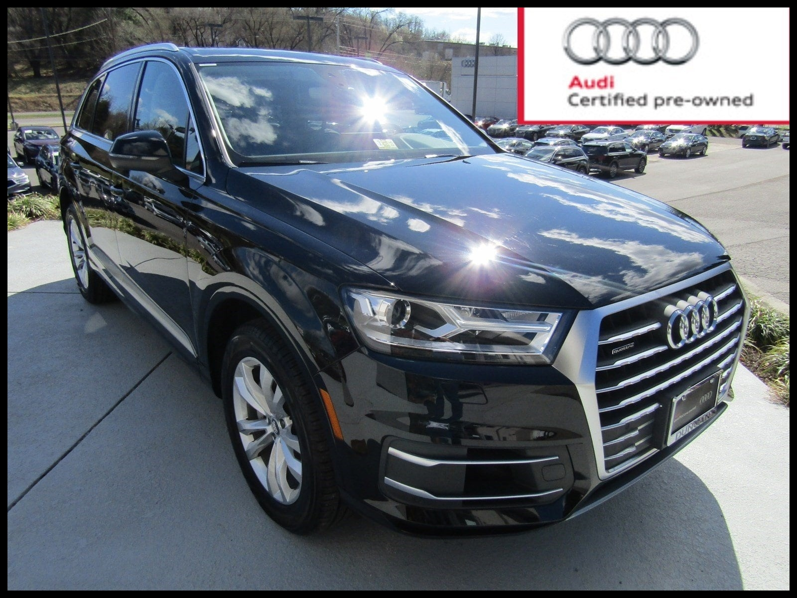 audi q7 certified pre owned source jaguarbellevue 88bbb9e4b599a218bf029a a536ex