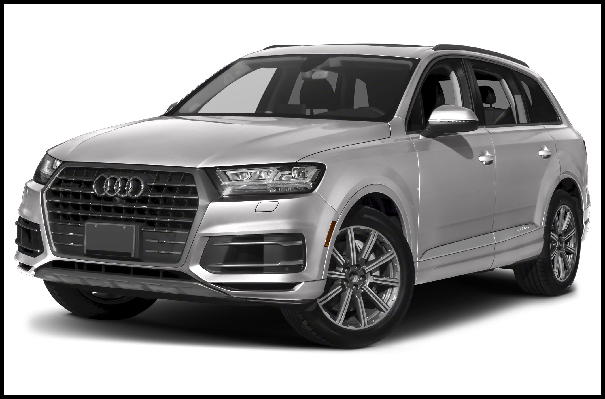 2018 Audi Q7 3 0T Premium 4dr All wheel Drive quattro Sport Utility Safety Features