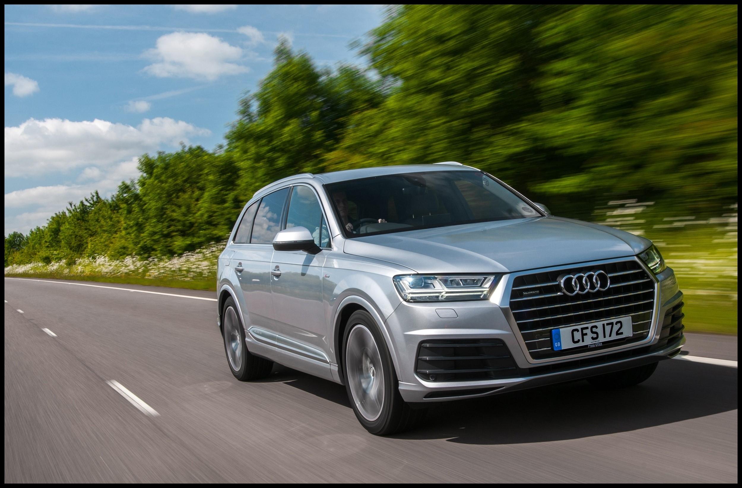 Advertisement Audi