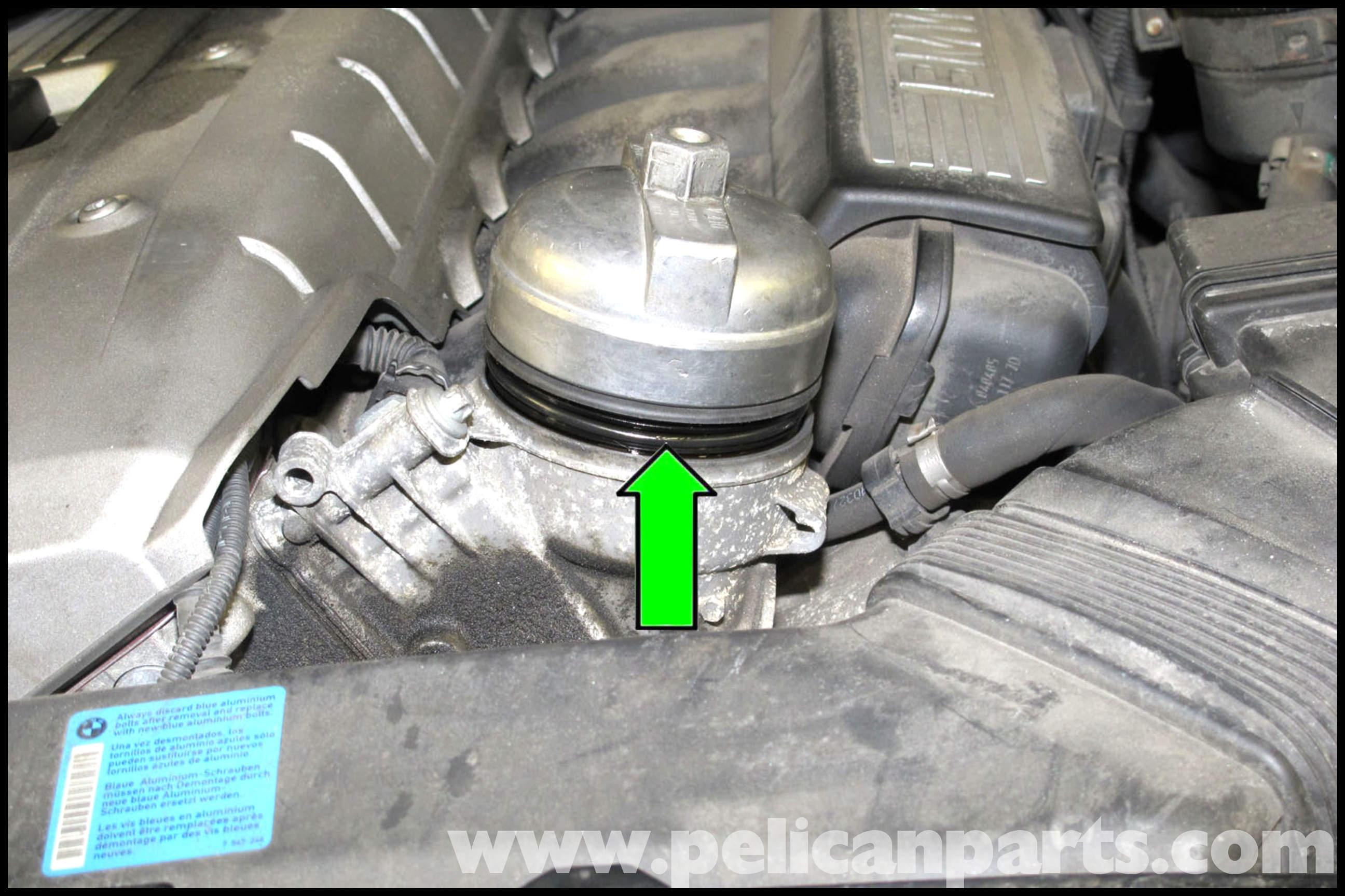 Bmw Oil Change Cost Bmw E90 Oil Change Procedure E91 E92 E93