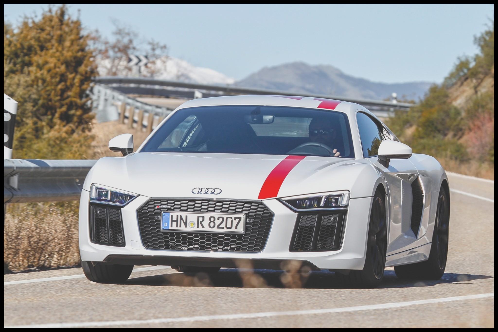9 Inspirational Audi R8 Hp