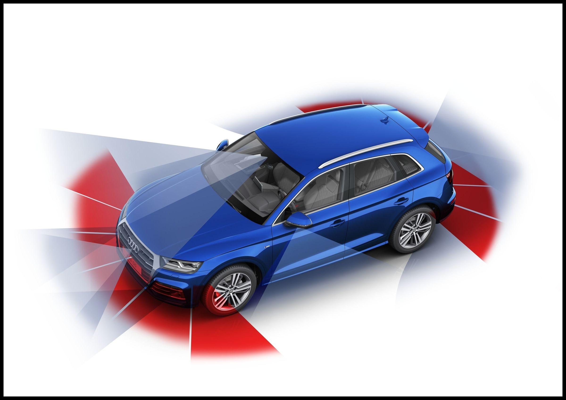 Driver assistance systems – overview of sensors
