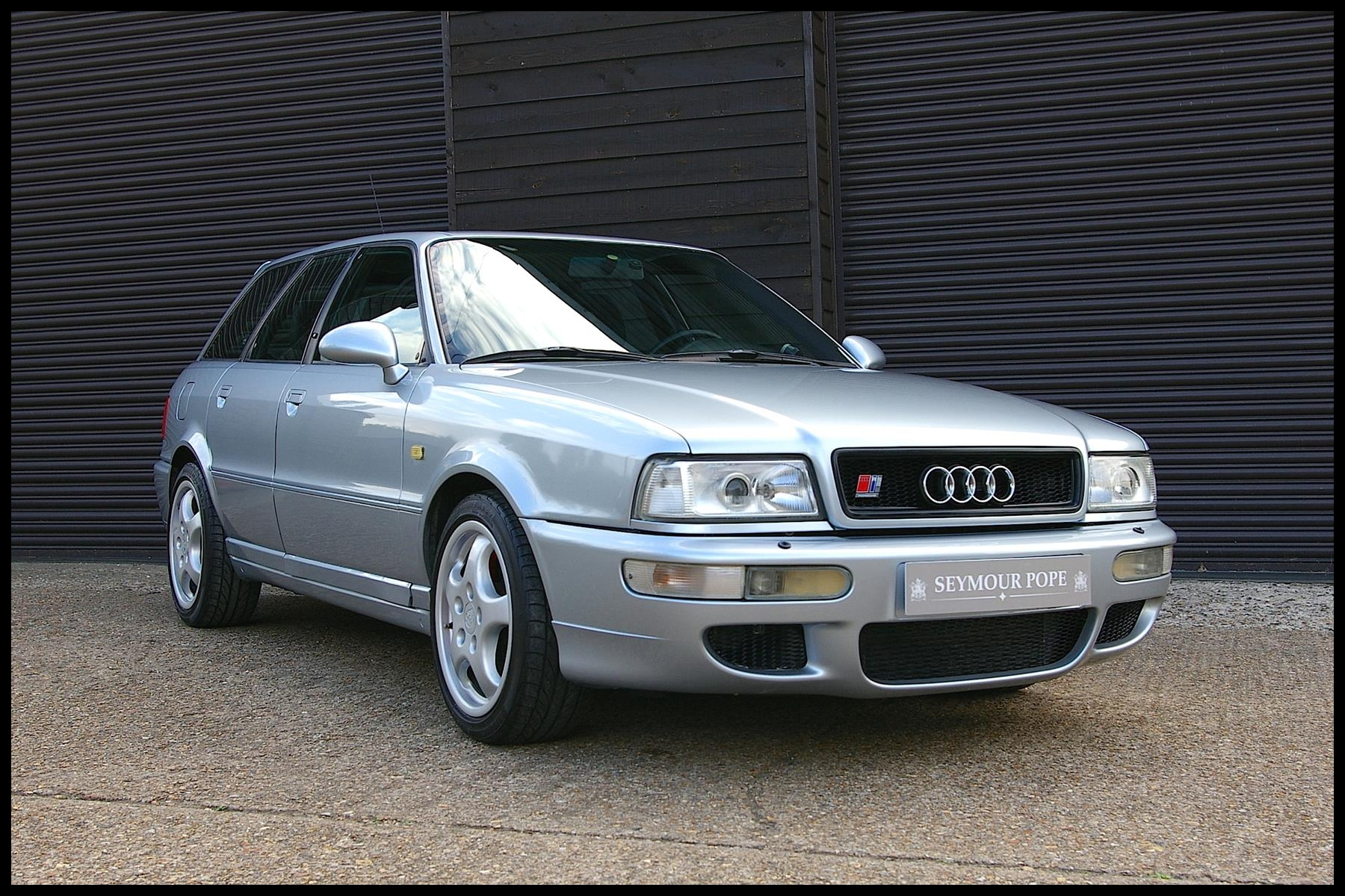 AUDI RS2 20V TURBO QUATTRO AVANT 6 SPEED MANUAL LHD STUNNING RARE EXAMPLE 1994