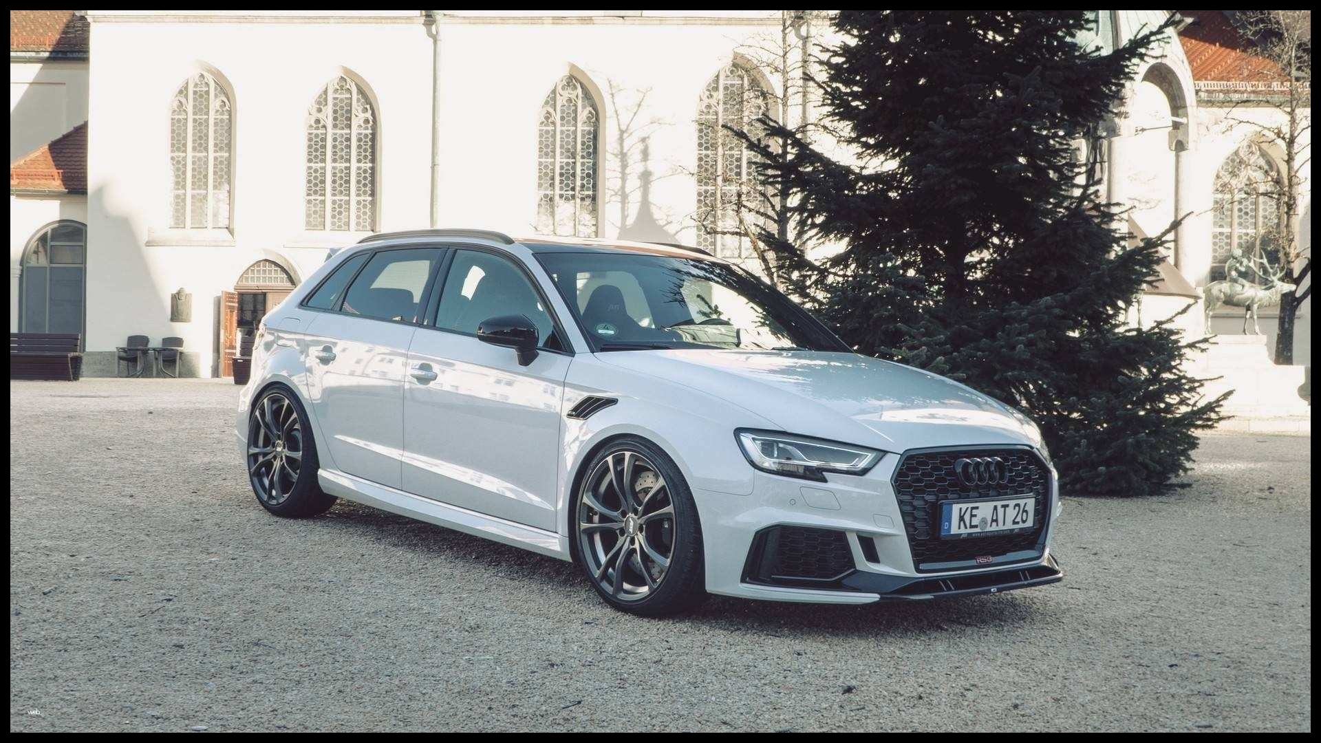 Audi Rs3 Hatchback Luxury Special Audi Rs3 2018 Sportback Vyladené Audi Rs3 Sportback Od Abt