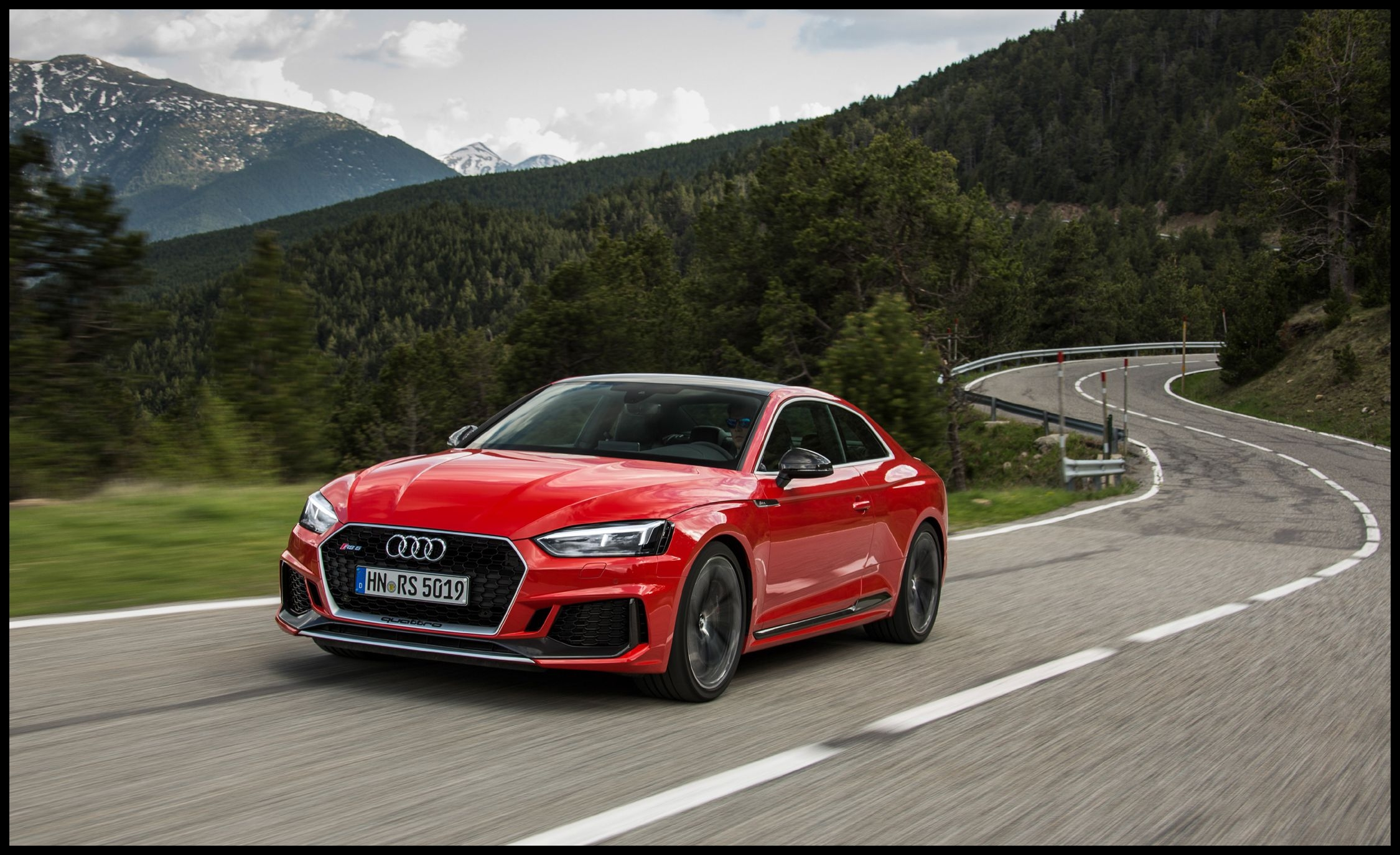 2018 Audi RS5 Coupe 112
