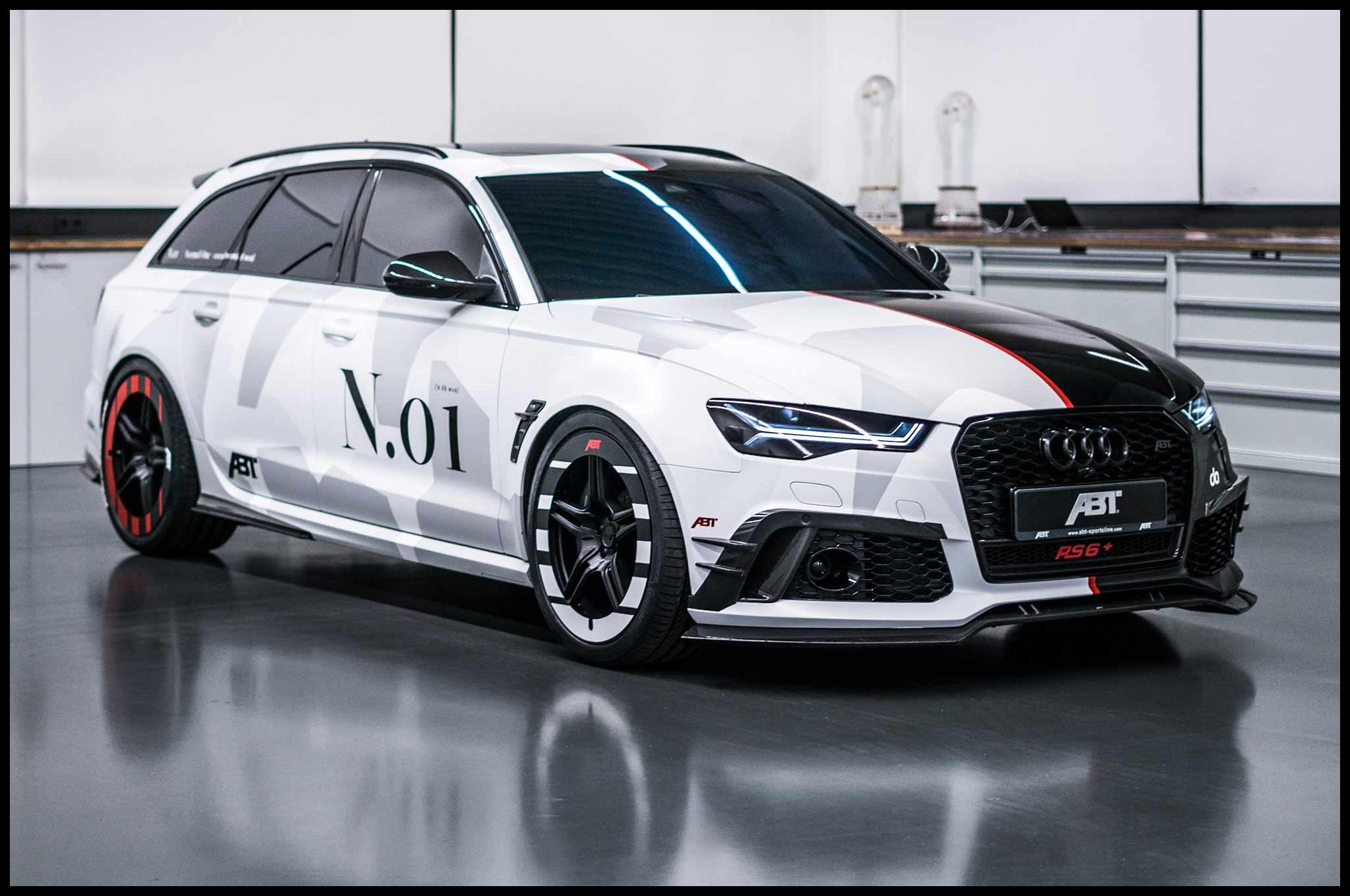 2019 Audi Rs6 Unique Jon Olsson S Audi Rs 6 Wagon is Reborn as Project Phoenix