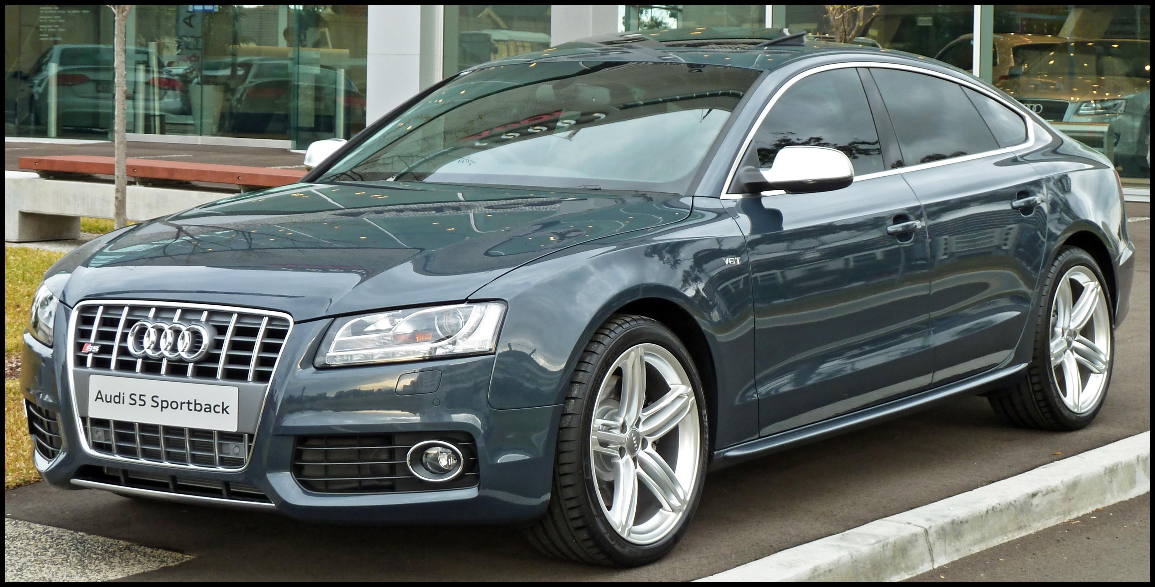Audi S5 Wiki The Best Choice Car