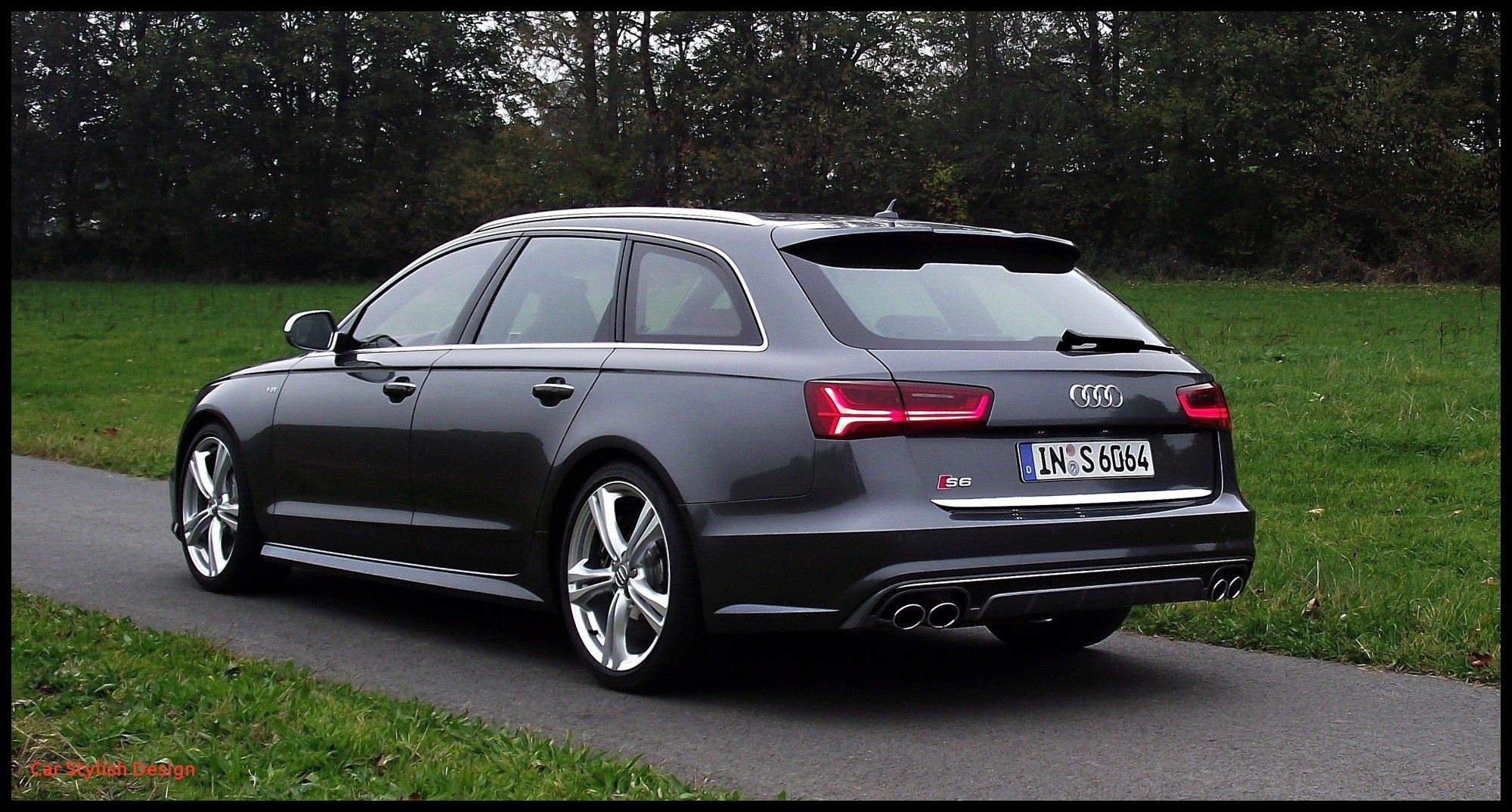 Audi S6 Unique Audi A6 Iv C7 Facelift Avant 3 0d at 218 Hp Car Technical