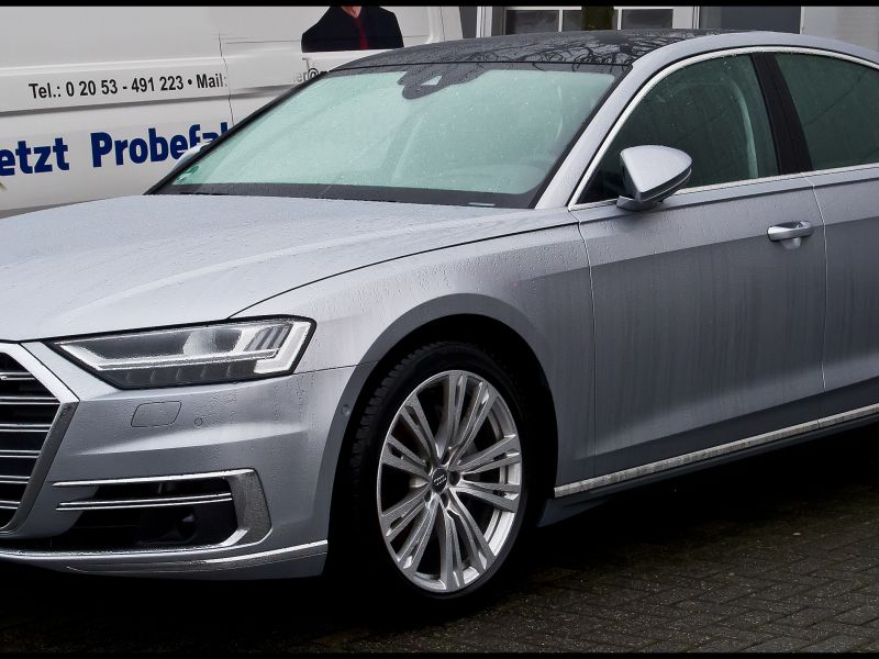 Audi S8 Horsepower