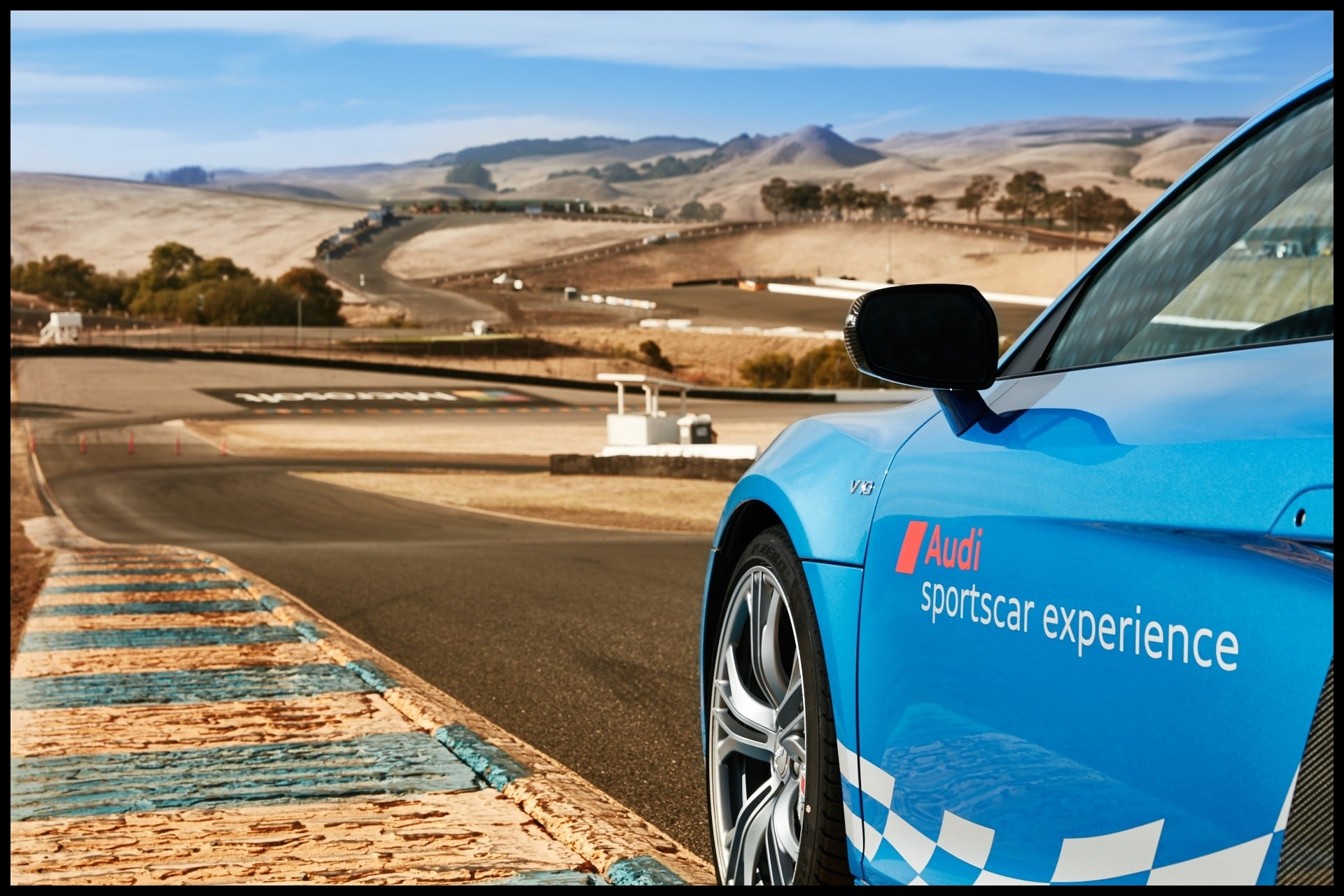 Audi Sportscar Experience R8 Driving Experience Image
