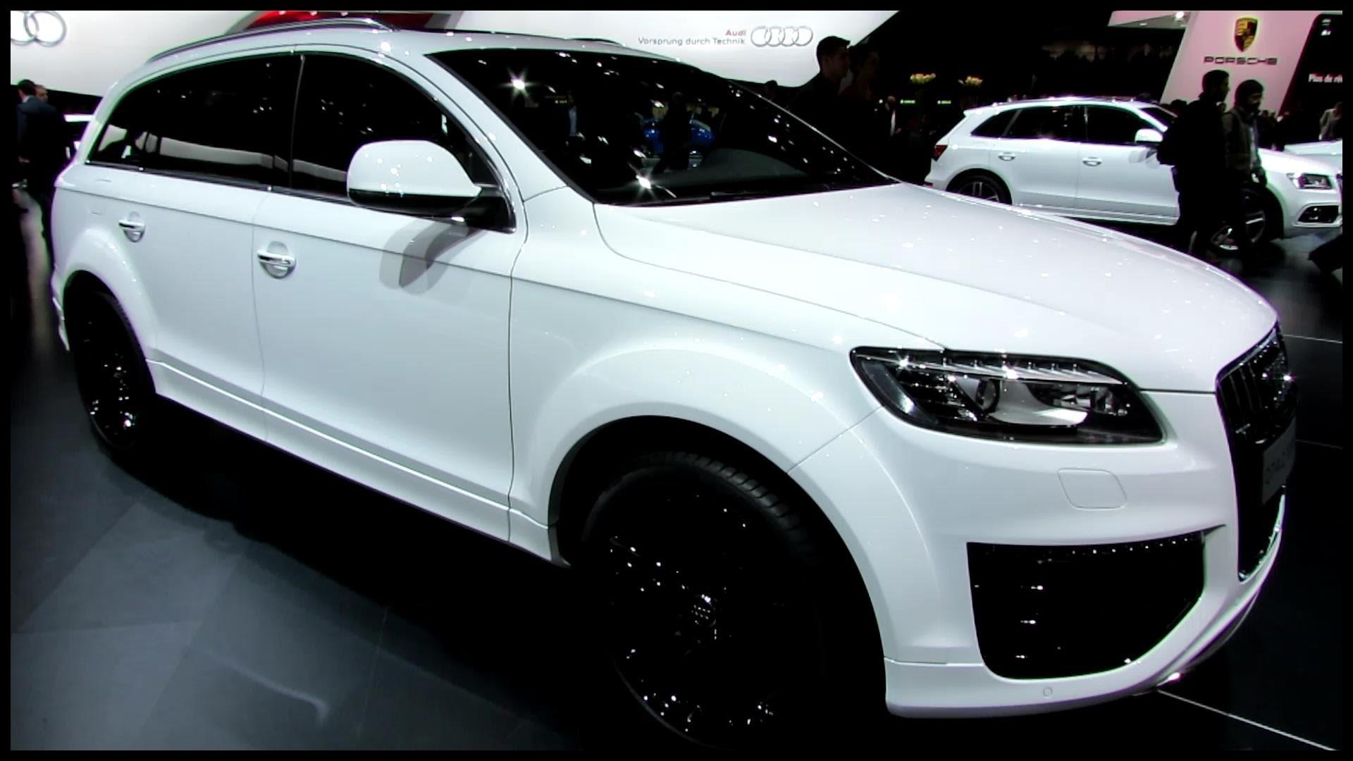 Audi Q7 2014 13