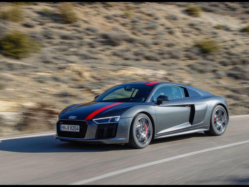 Audi Tts 0-60