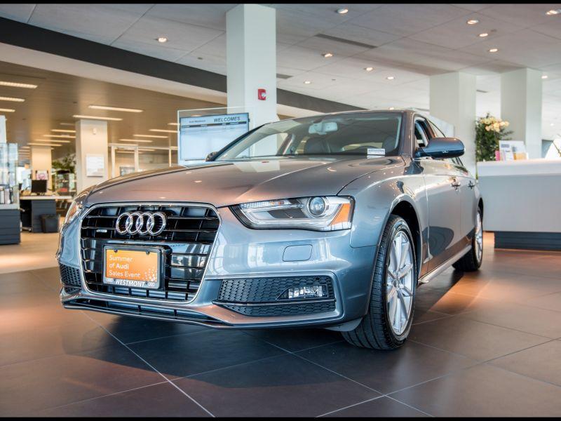 Audi Westmont Service