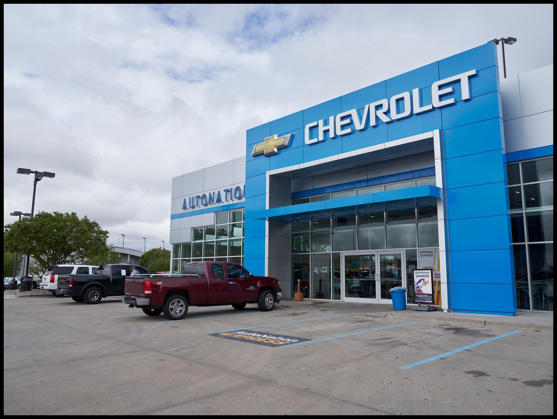 AutoNation Chevrolet North in Denver