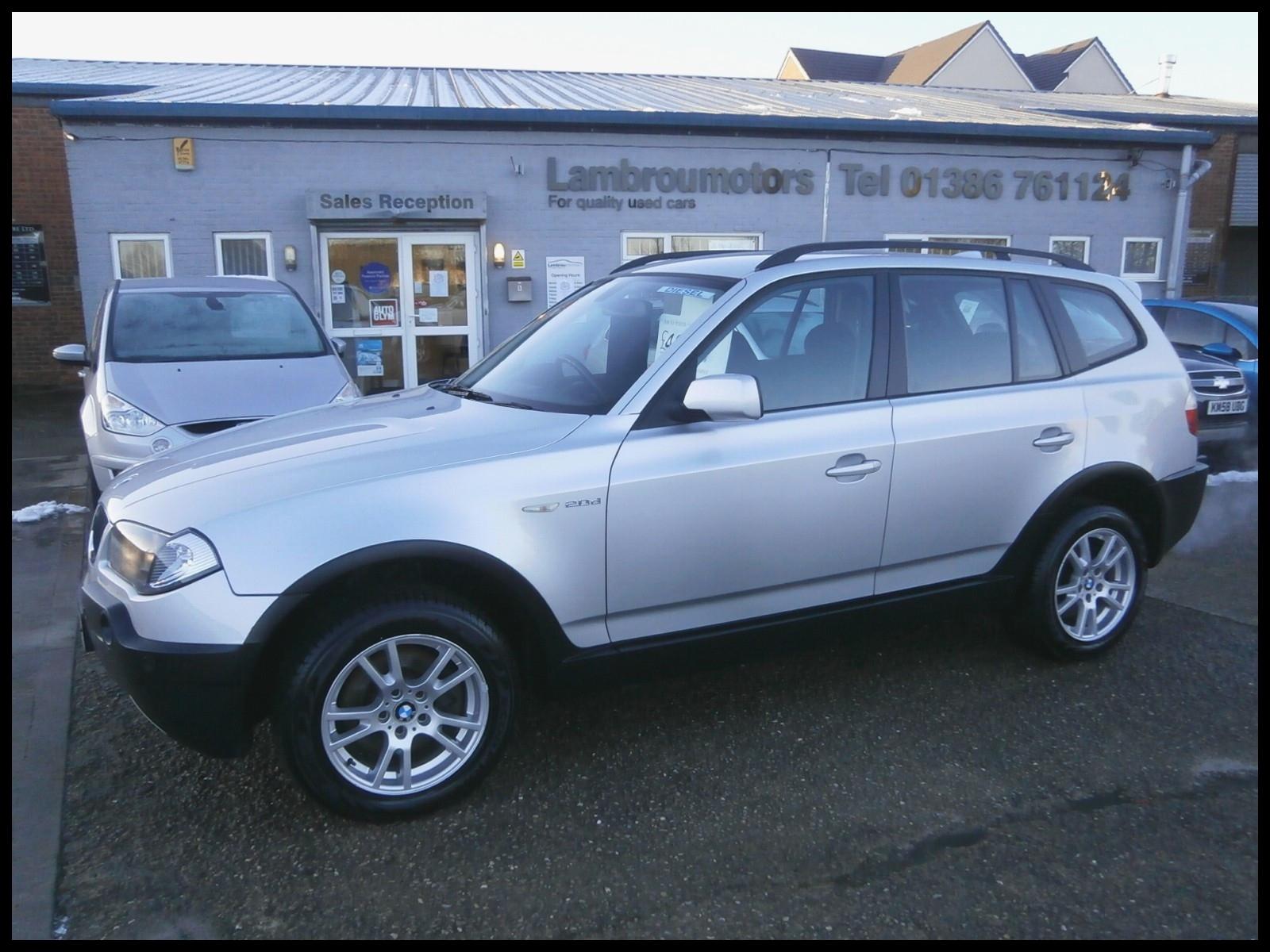 Az Used Cars Elegant Used Hummer Awesome Classy 2006 06 Bmw X3 2 0d Se Suv