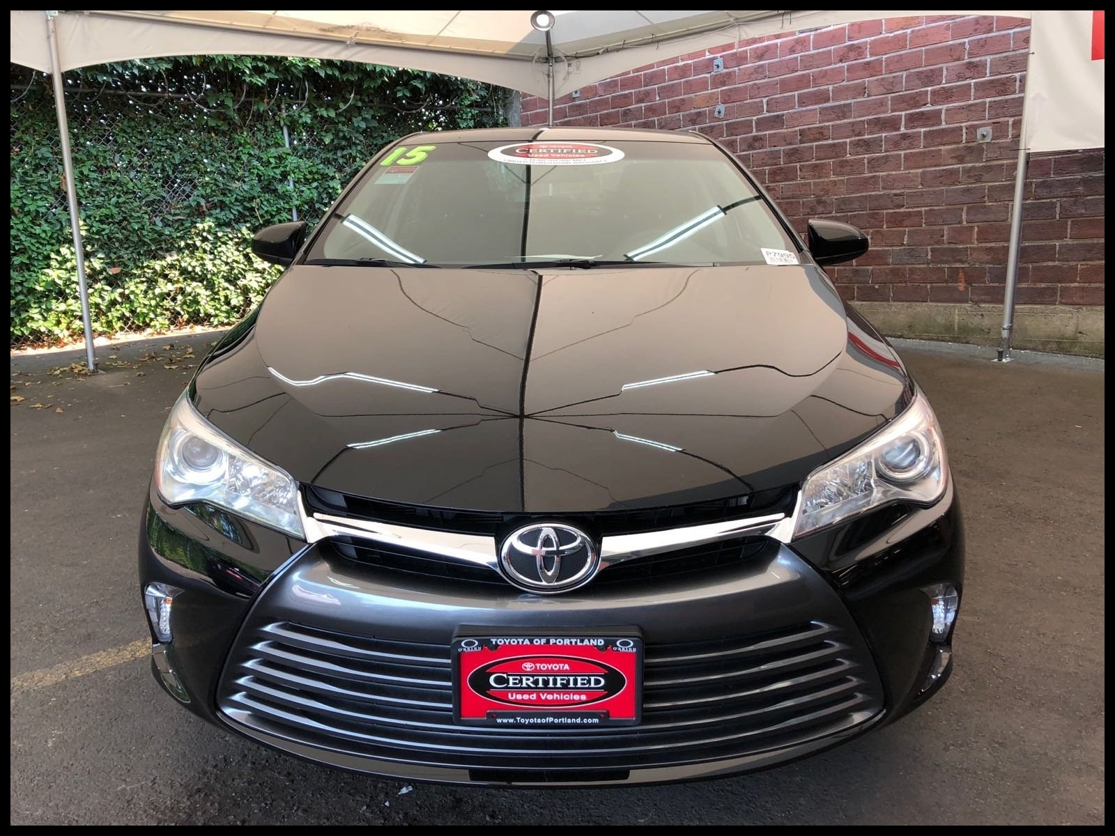 Beaverton toyota Used Cars Luxury Pre Owned 2015 toyota Camry Le 4dr Car In Portland P7995