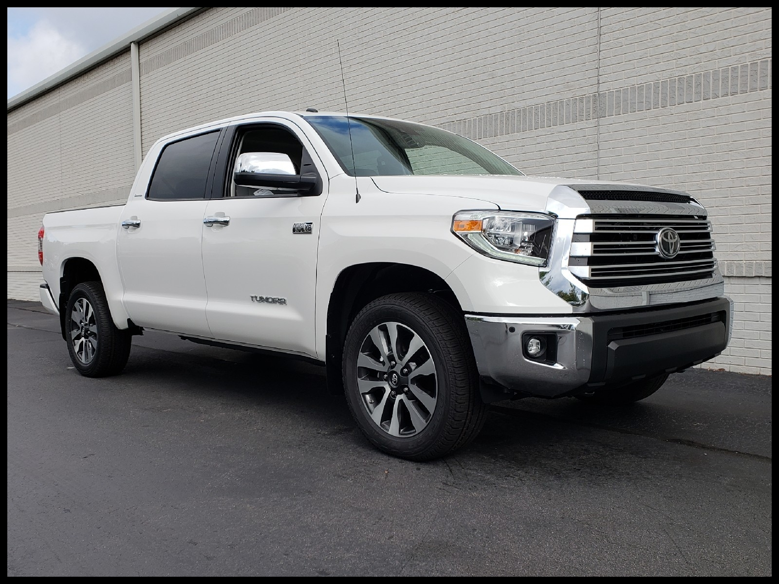New 2019 Toyota Tundra Limited 5 7L V8 Truck in Newnan