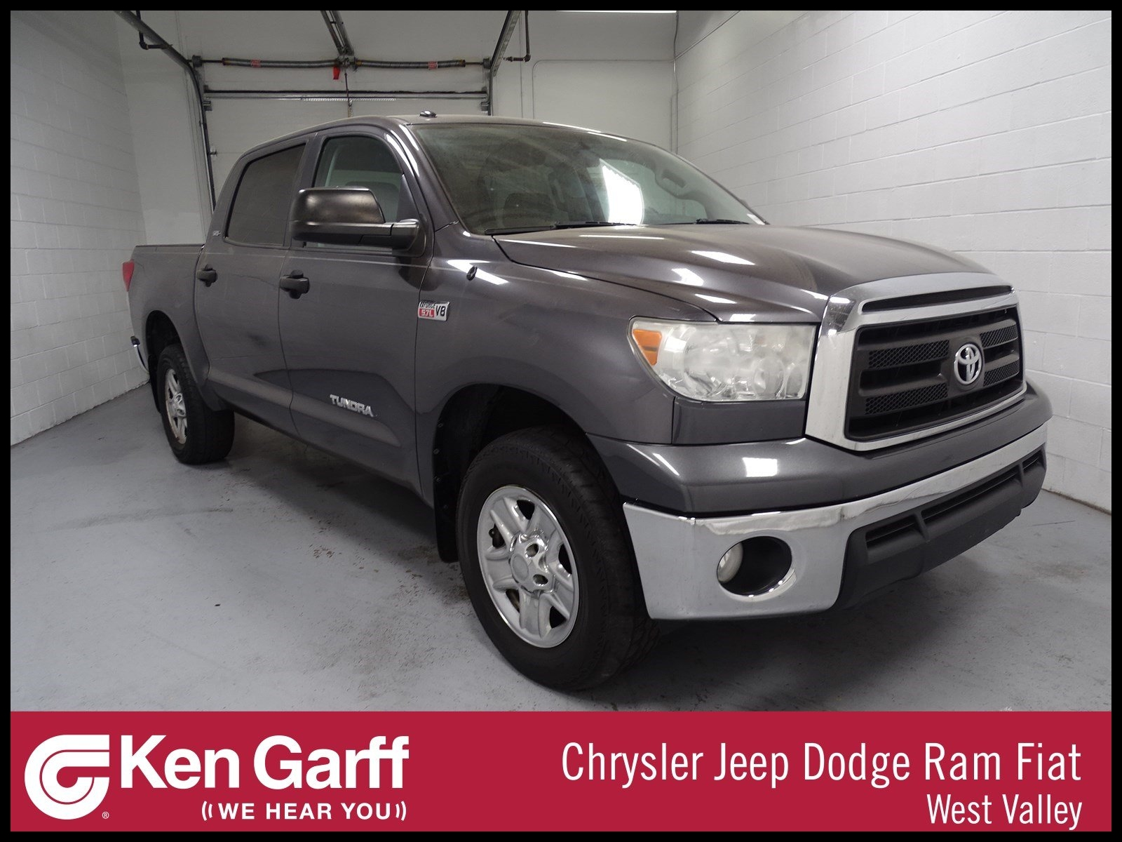 Pre Owned 2011 Toyota Tundra 4WD Truck Grade