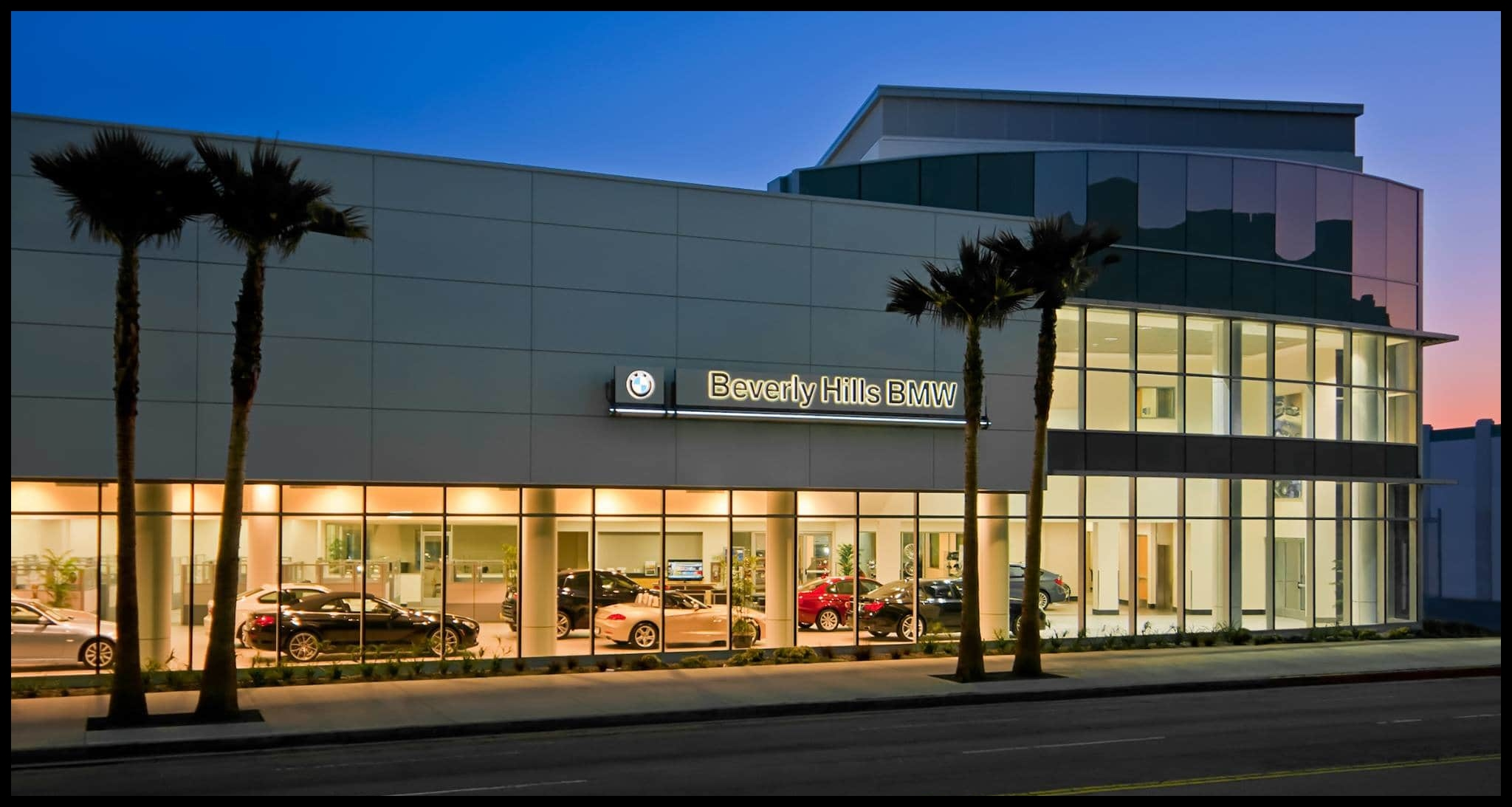 ABOUT BEVERLY HILLS BMW IN LOS ANGELES CA