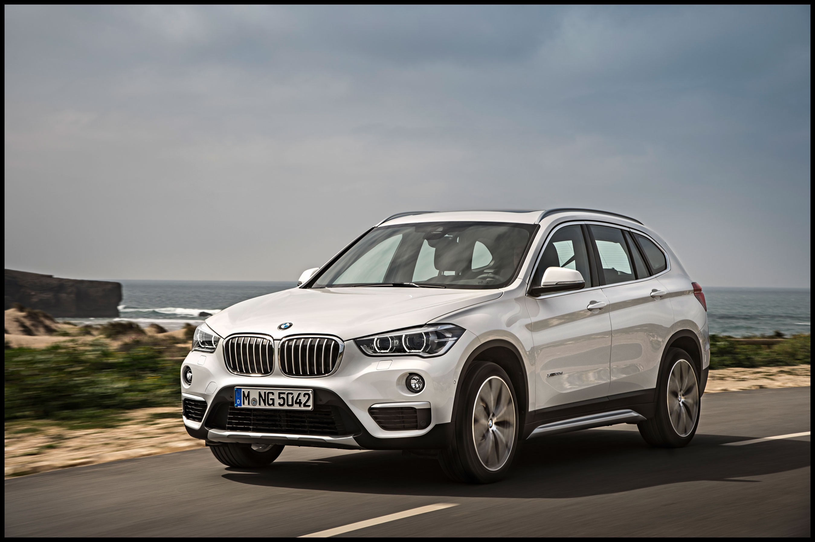 BMW X1 xDrive20d review Does BMW s smallest SUV help retain the brand s sporty reputation