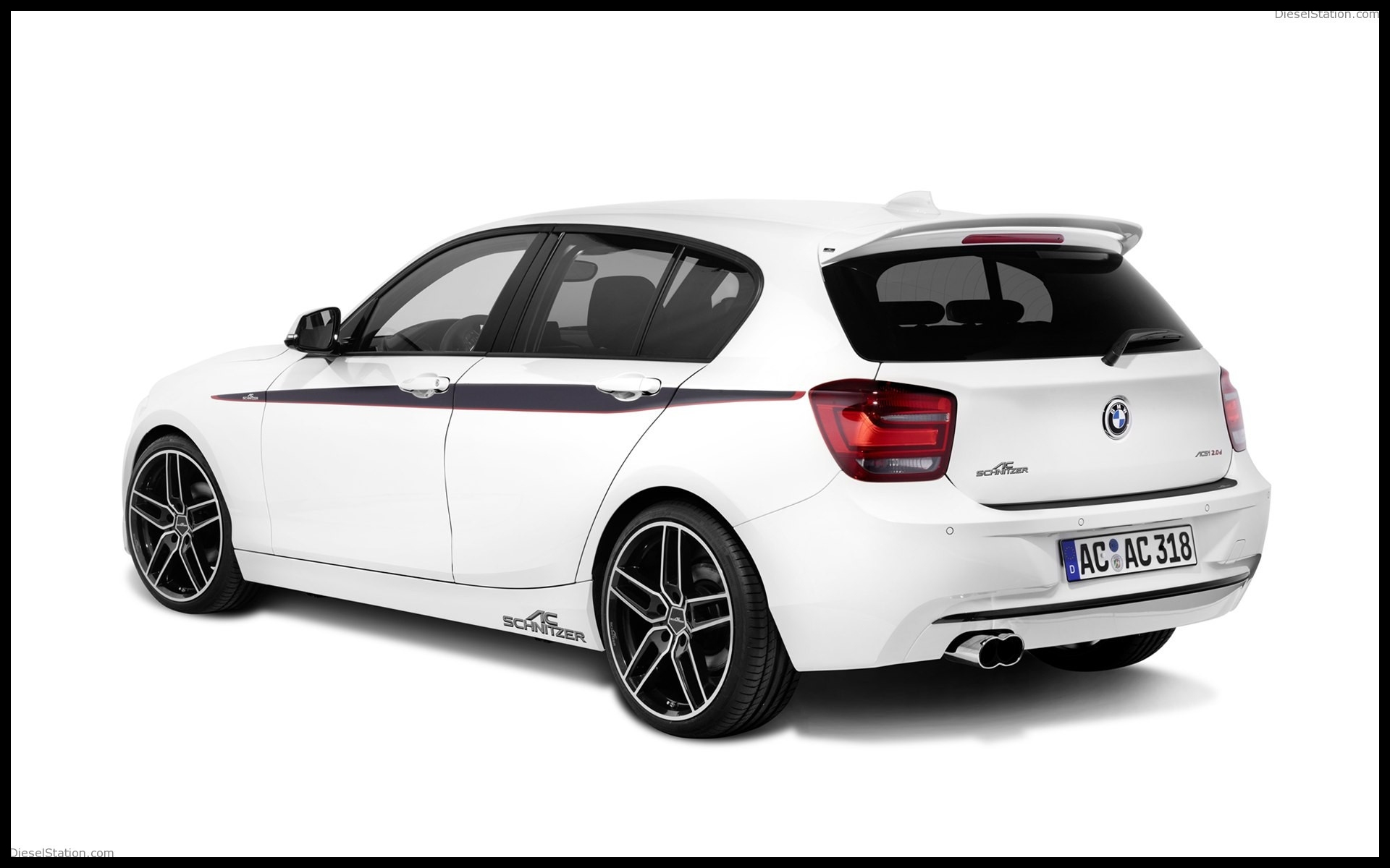 Ac Schnitzer Bmw 1 Series Coupe F20 2011 Widescreen Exotic Car Downloads Bmw 1 Series Coupe Wallpaper