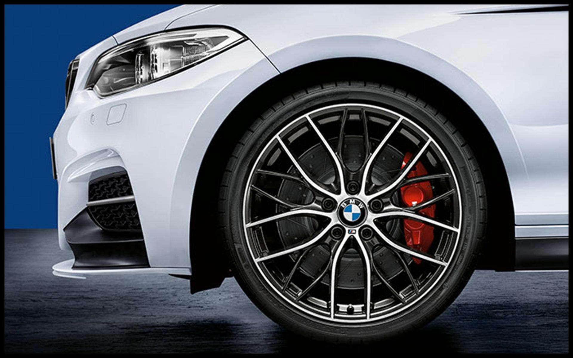 More motorsport for the BMW 5 series sedan