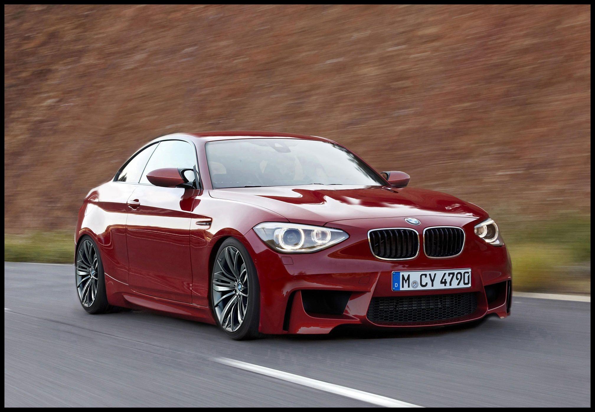 BMW 1M F20