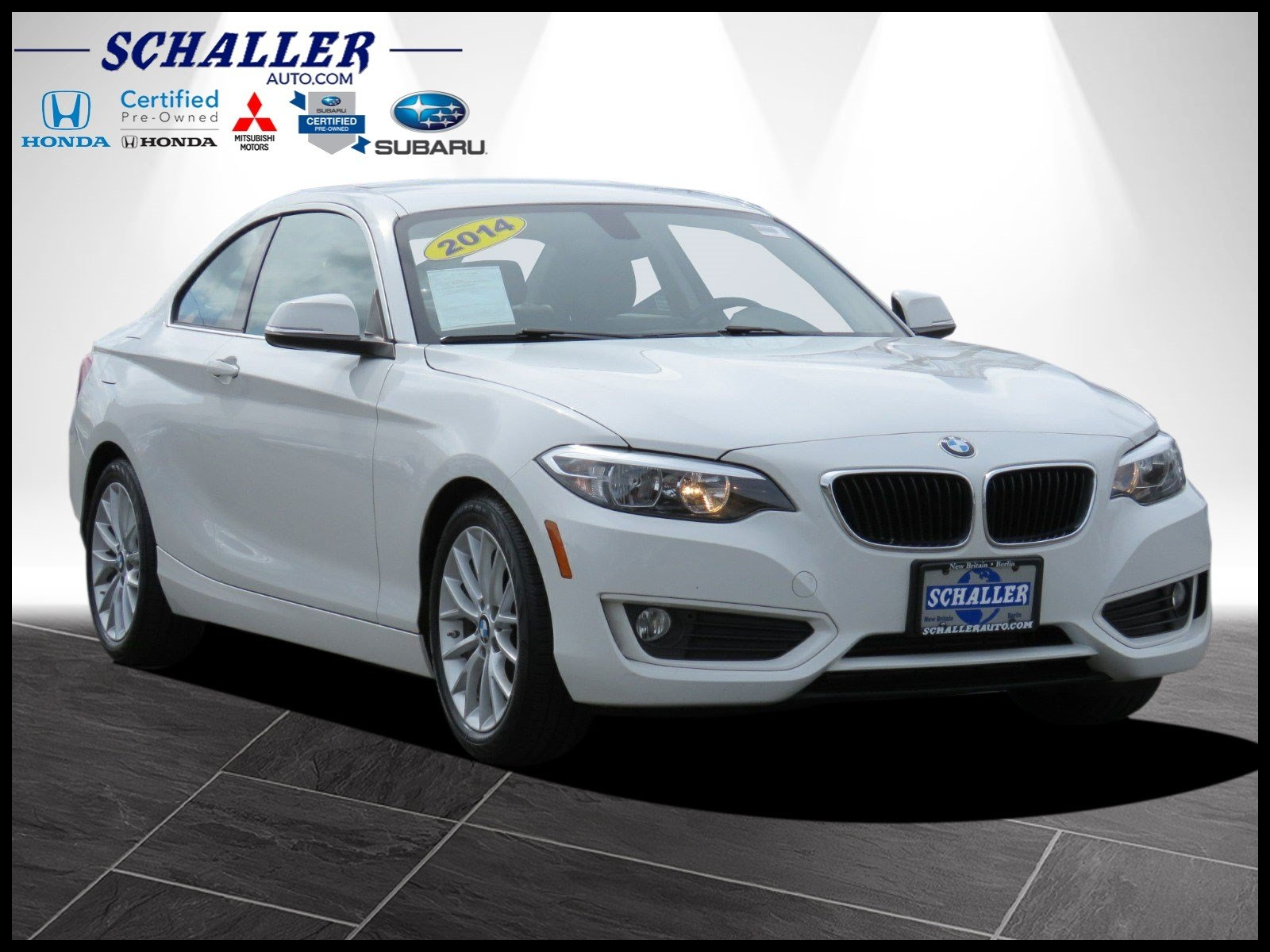 Bmw 228i Price Pre Owned 2014 Bmw 2 Series 228i 2dr Car In New Britain S B