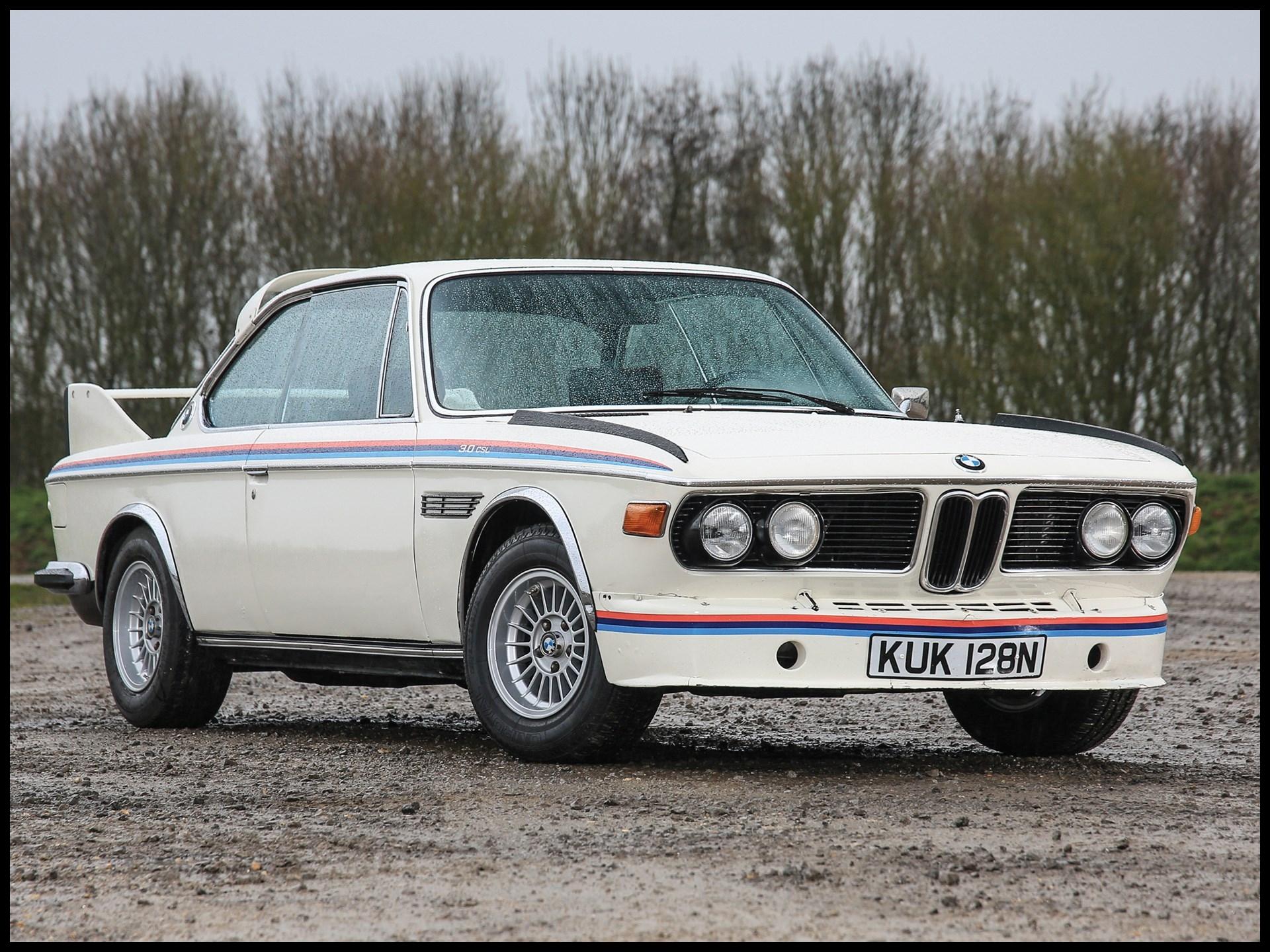 1975 BMW 3 0 CSL Batmobile