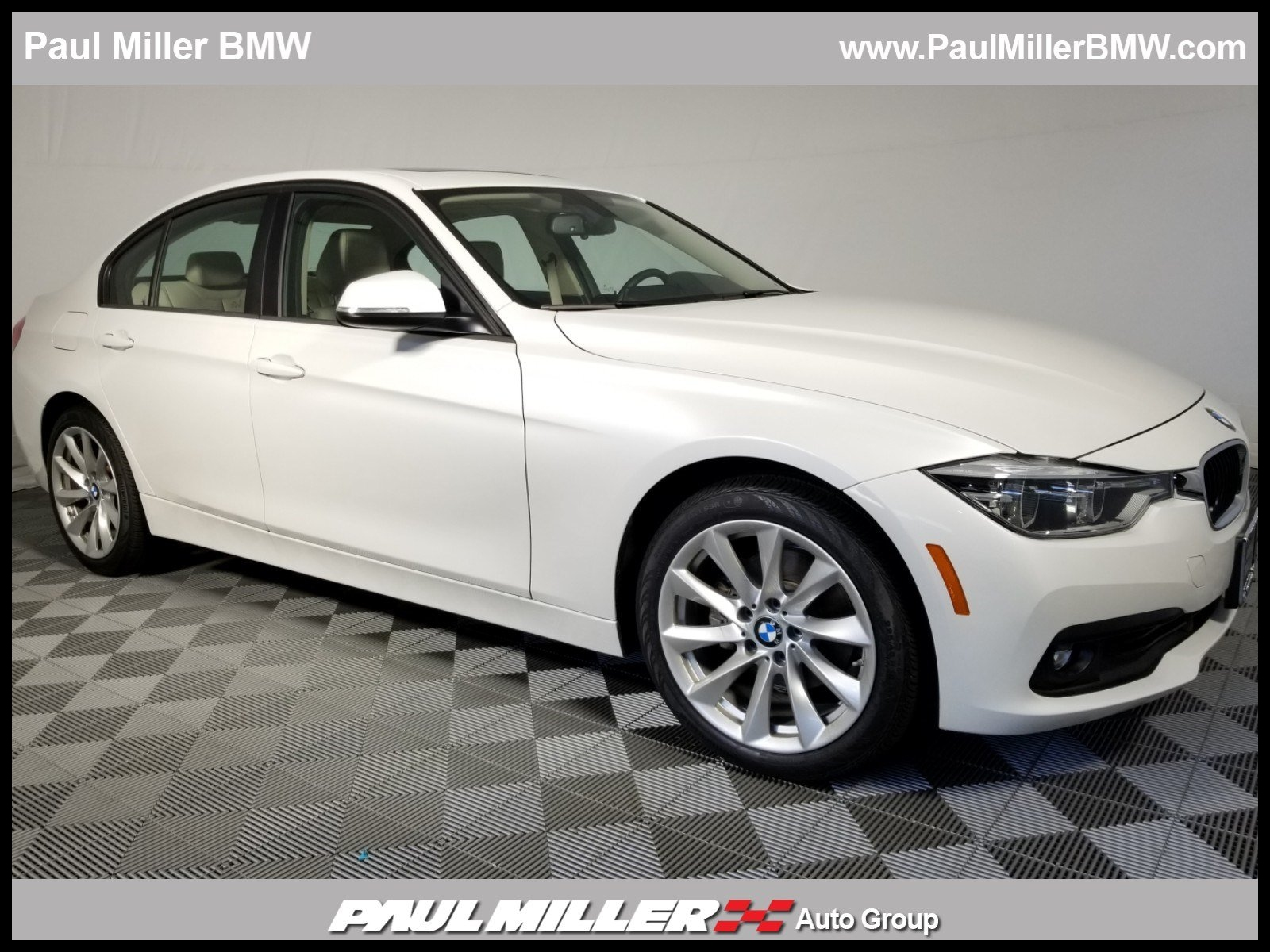 Certified Pre Owned 2018 BMW 3 Series 320i xDrive