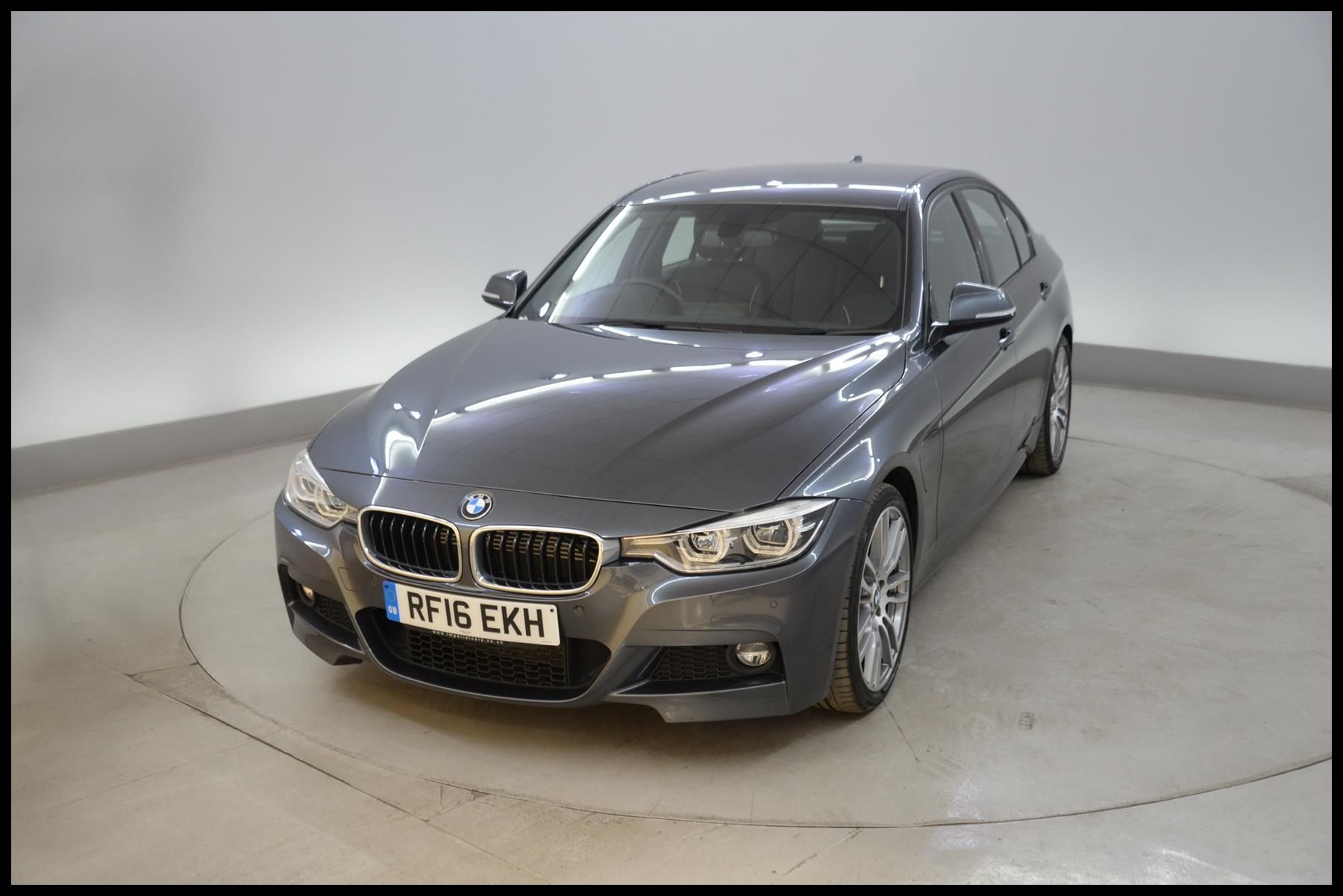 "Used 2016 BMW 3 Series 330e M Sport 4dr Step Auto 19"" ALLOYS for sale in Northamptonshire"