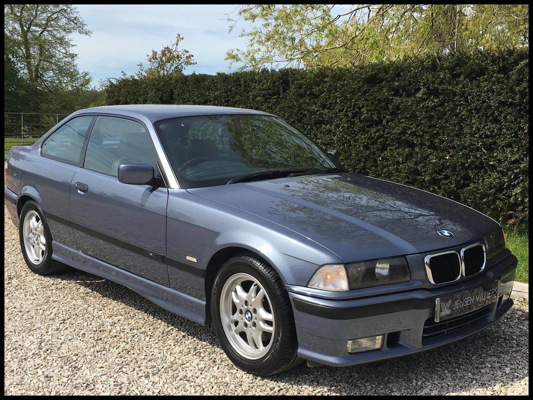 BMW 3 SERIES 318i M Sport Auto Coupe SOLD 1998