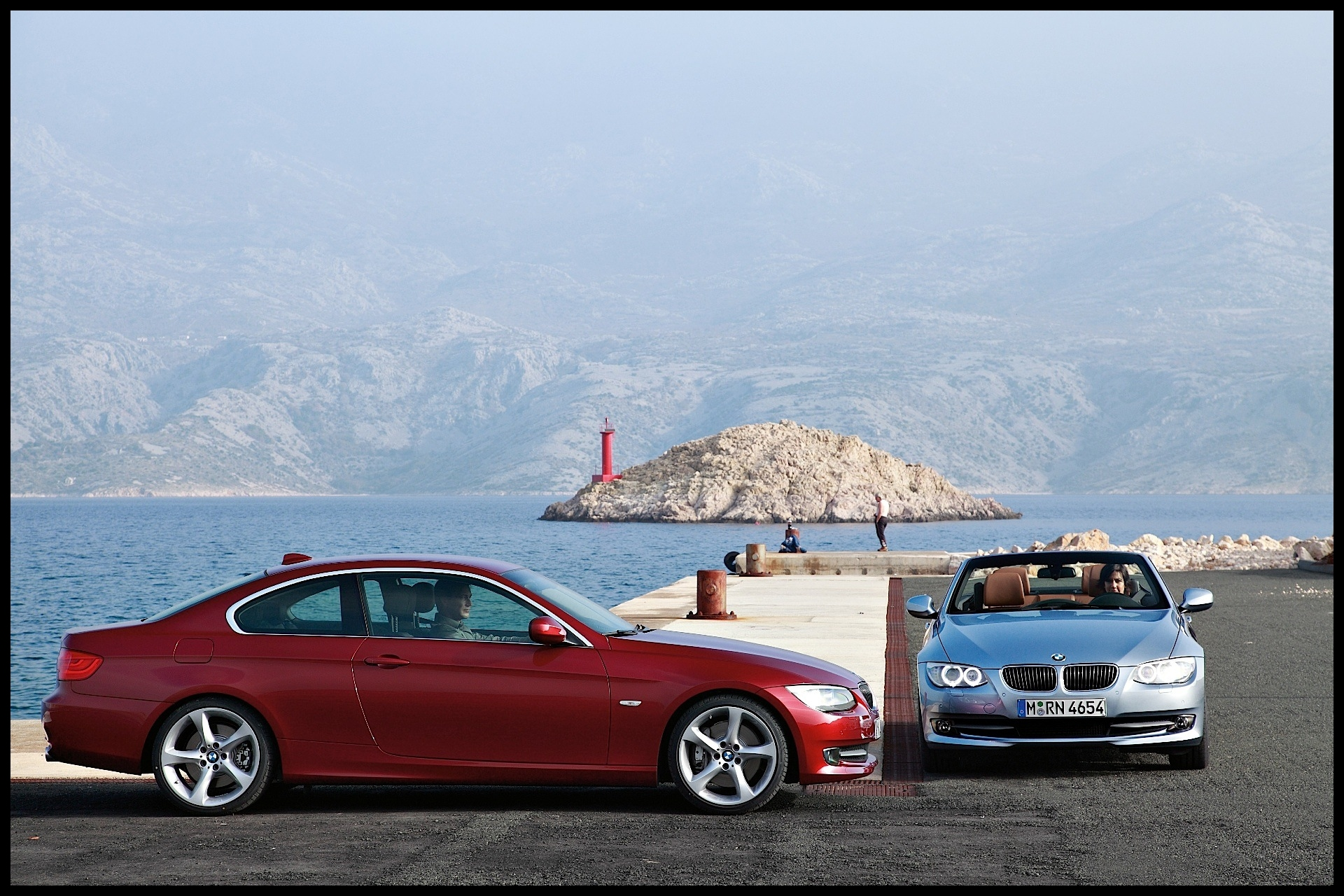 BMW 3 Series Coupe E92 2010 2013