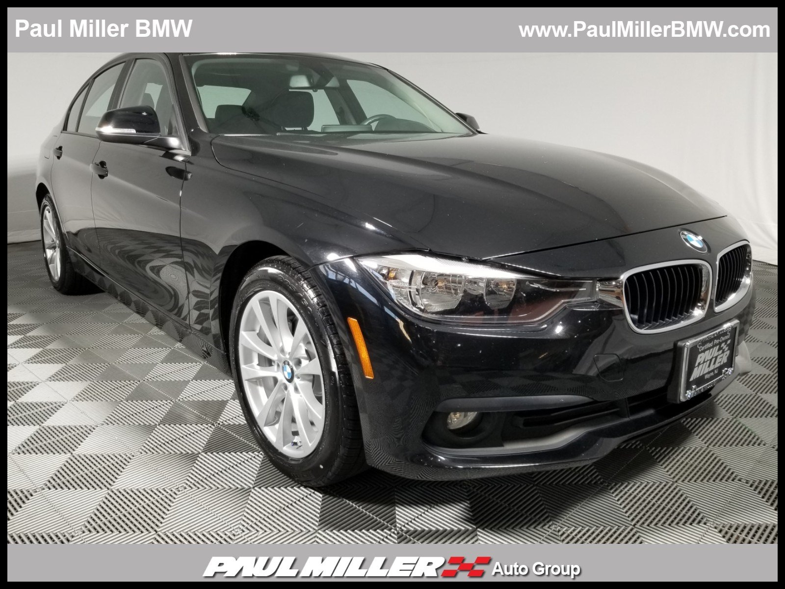 Certified Pre Owned 2016 BMW 3 Series 320i xDrive