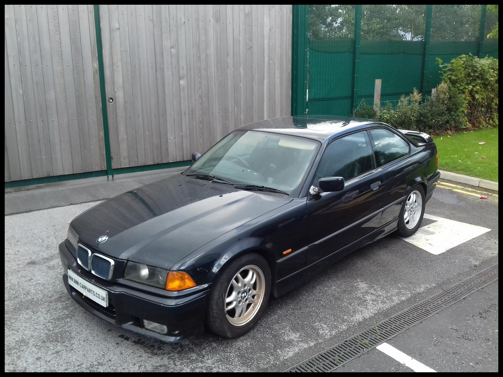 1998 BMW 3 SERIES 323I Coupe Back to list