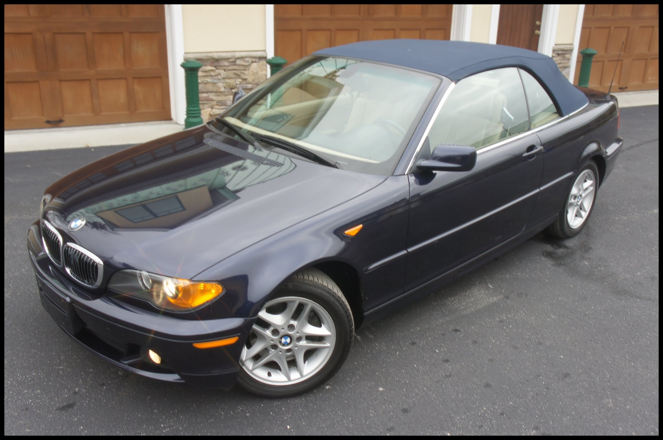 2004 BMW 325Ci Convertible For Sale Low Miles Heated Seats Beautiful Car