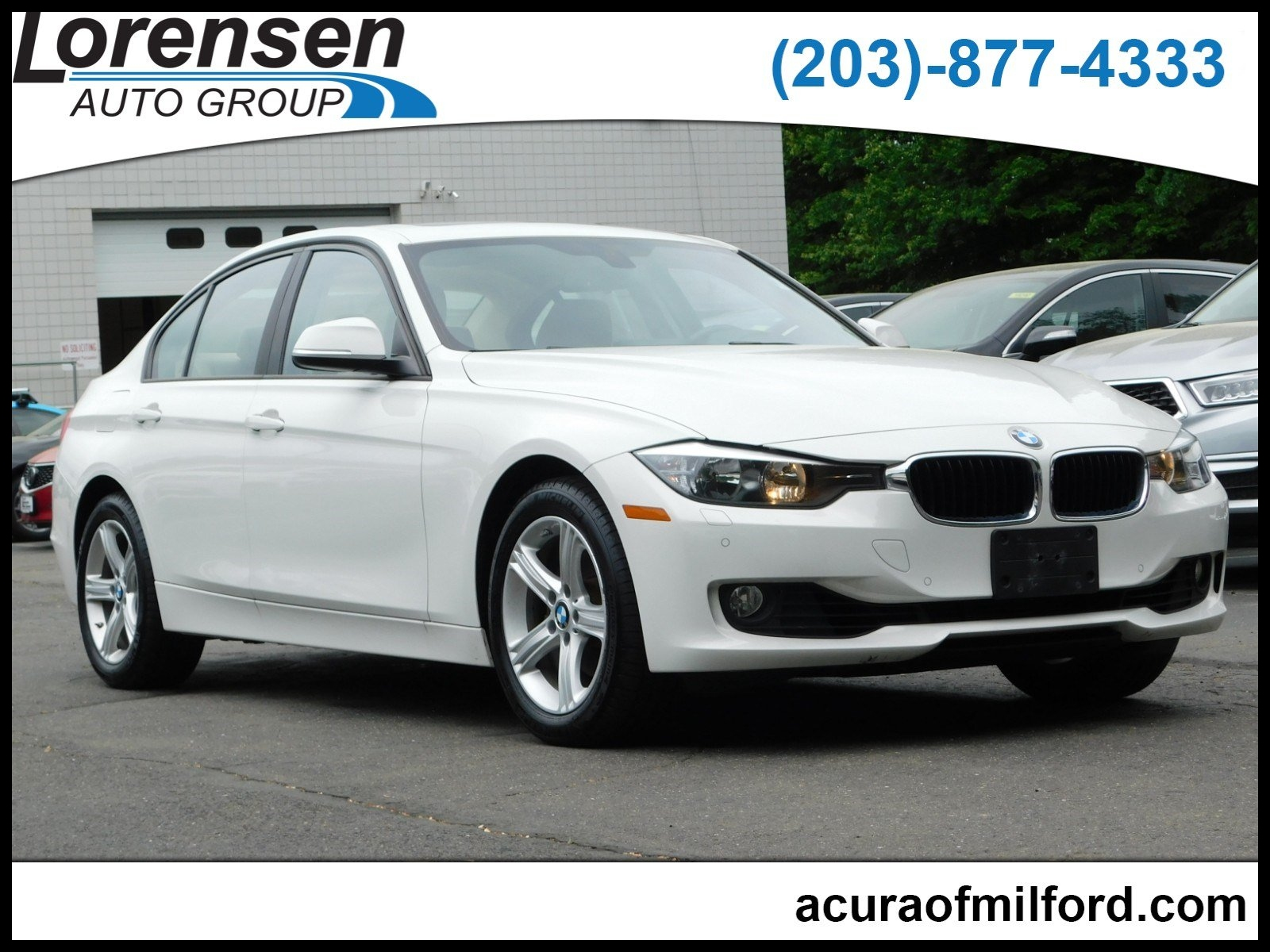 Pre Owned 2015 BMW 3 Series 328i xDrive