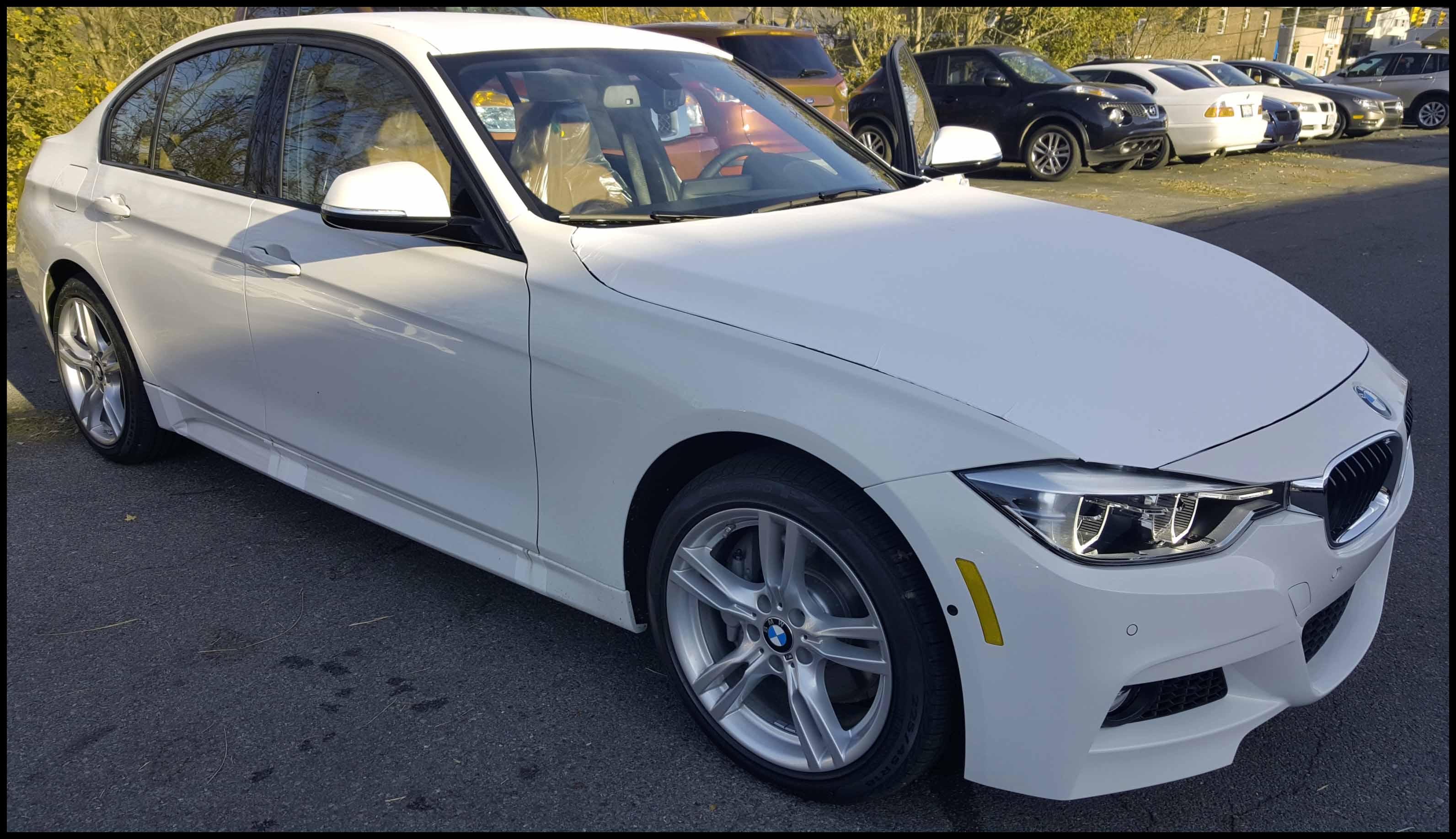 BMW 3 Series Touring Fuel Economy Car BMW