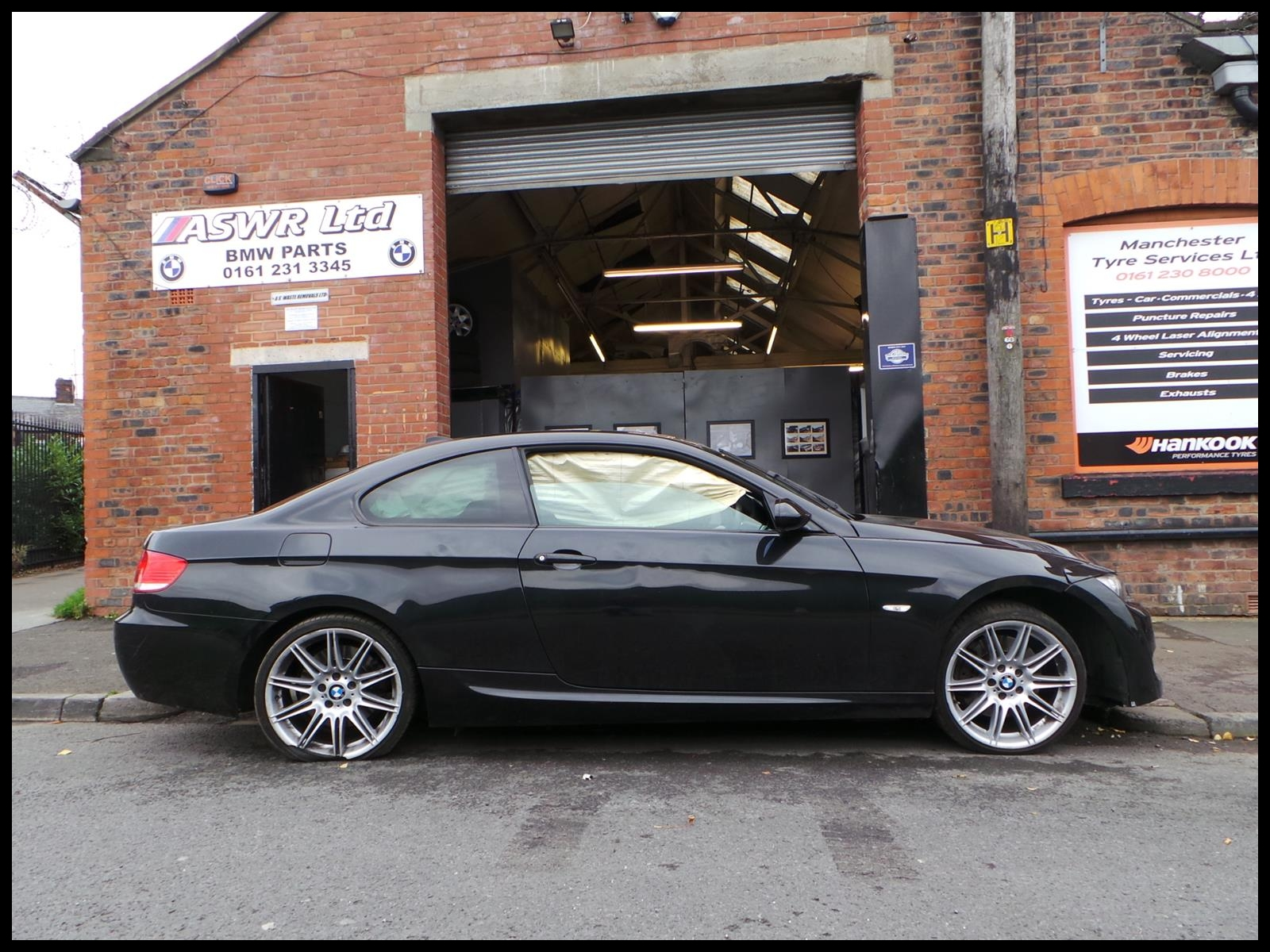 2008 BMW 3 SERIES 335D M SPORT Coupe Back to list