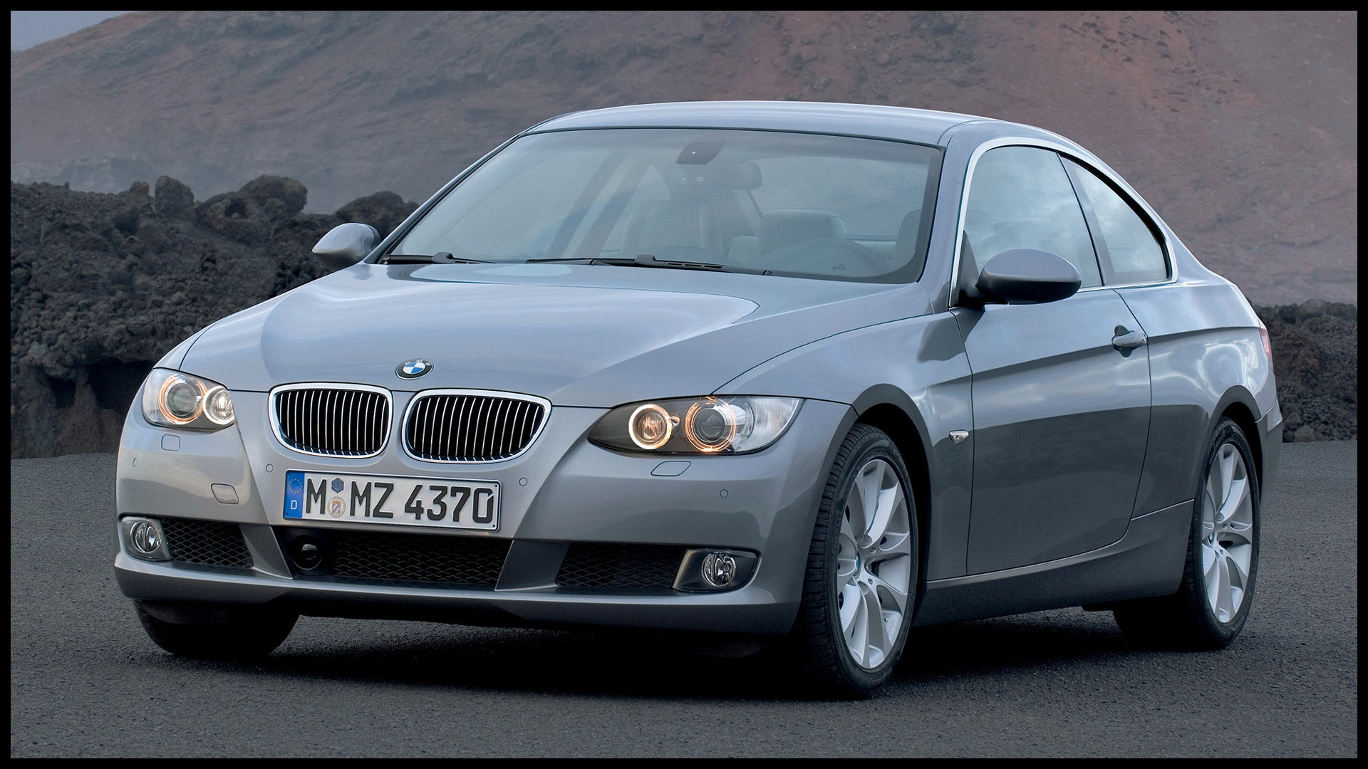 2007 Bmw 335i Coupe Hd Best Bmw 335i Wallpaper Hd