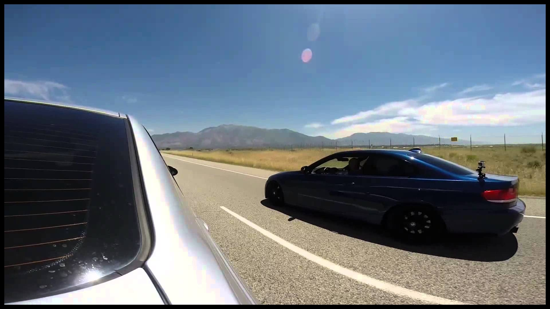 BMW 335i sedan vs Coupe
